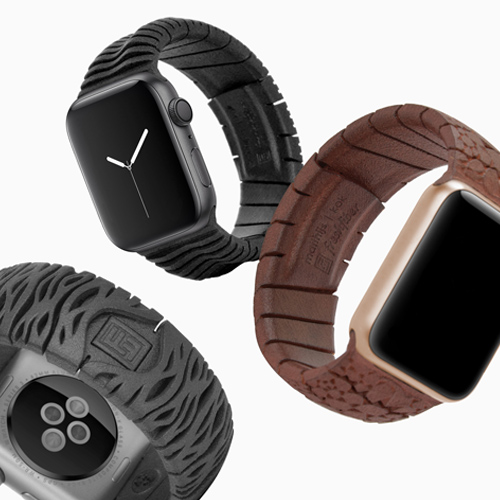 Matthijs Kok | Pinterest Photography for Freshfiber Apple Watch Bands