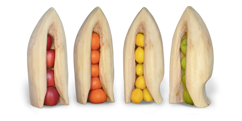 Vertical Fruit Bowl