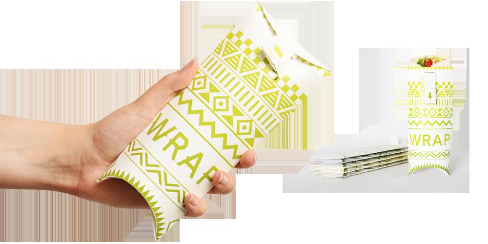 Pull Wrap Packaging