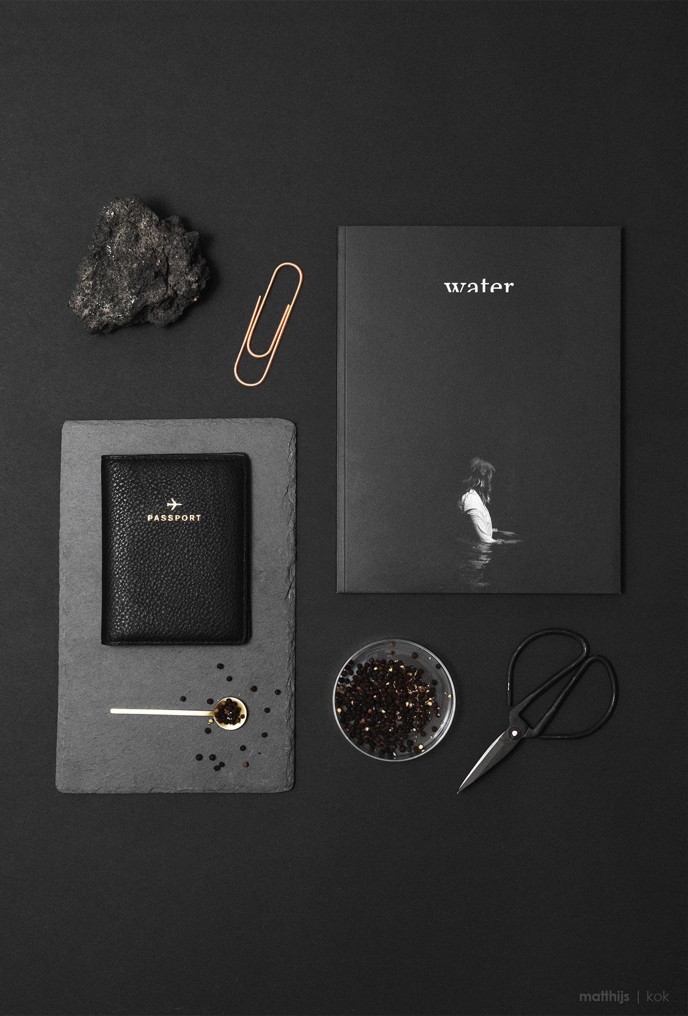 Water Journal Volume 1 | Photo by Matthijs Kok