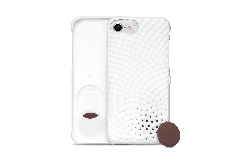 Stonework Perfume Case for iPhone, Design by Matthijs Kok for Freshfiber