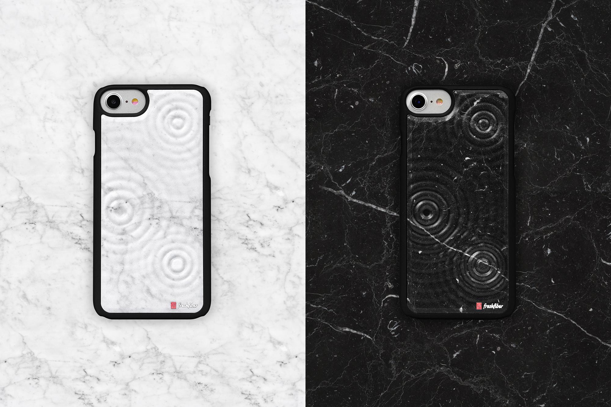 Tide Marble Nero & Tide Marble Carrara