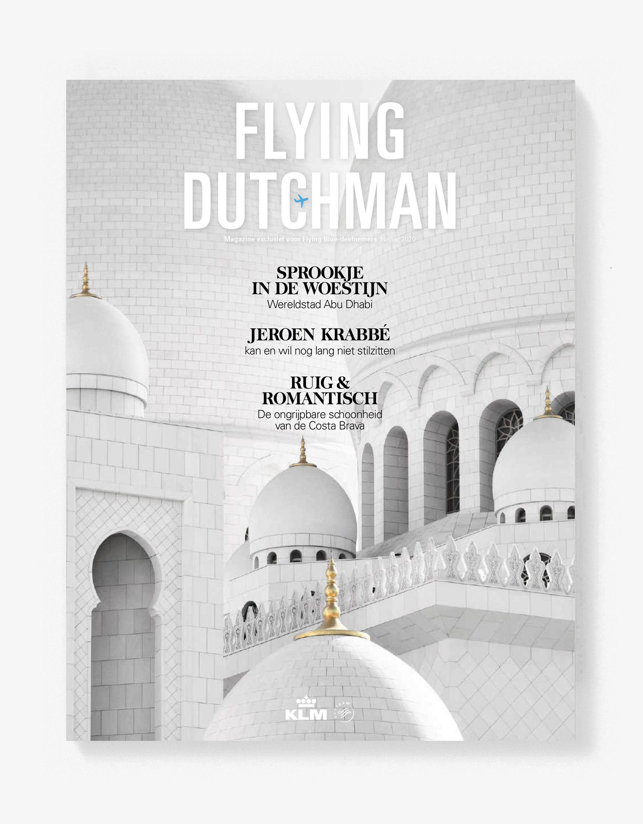 KLM Flying Dutchman, Autumn 2020