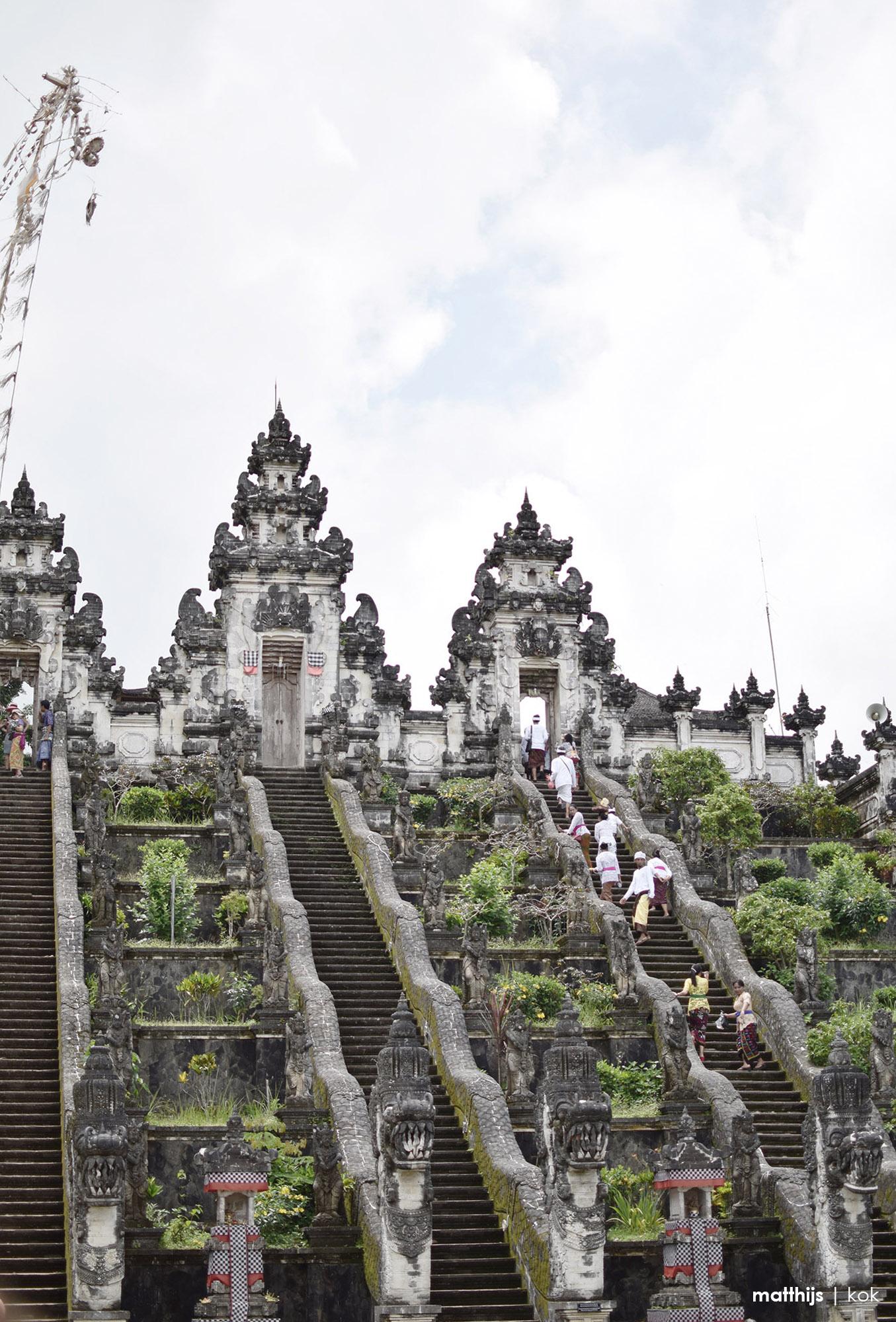 Pura Lempuyang, Bali | Photo by Matthijs Kok