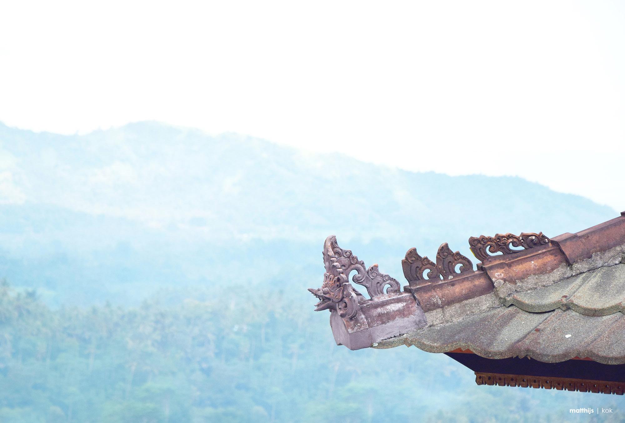 Rooftiles, Bali | Photo by Matthijs Kok