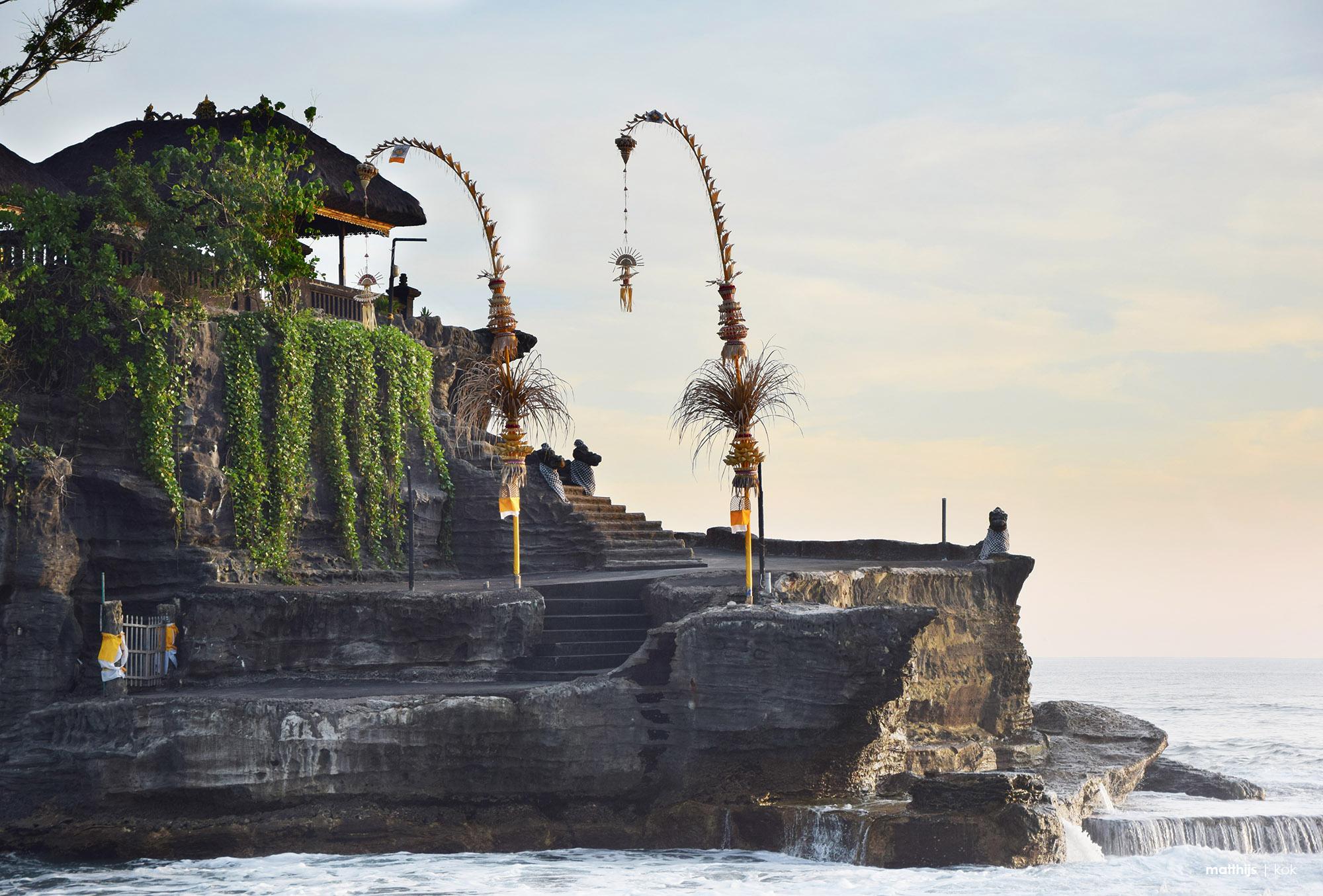 Pura Tanah Lot, Bali | Photo by Matthijs Kok