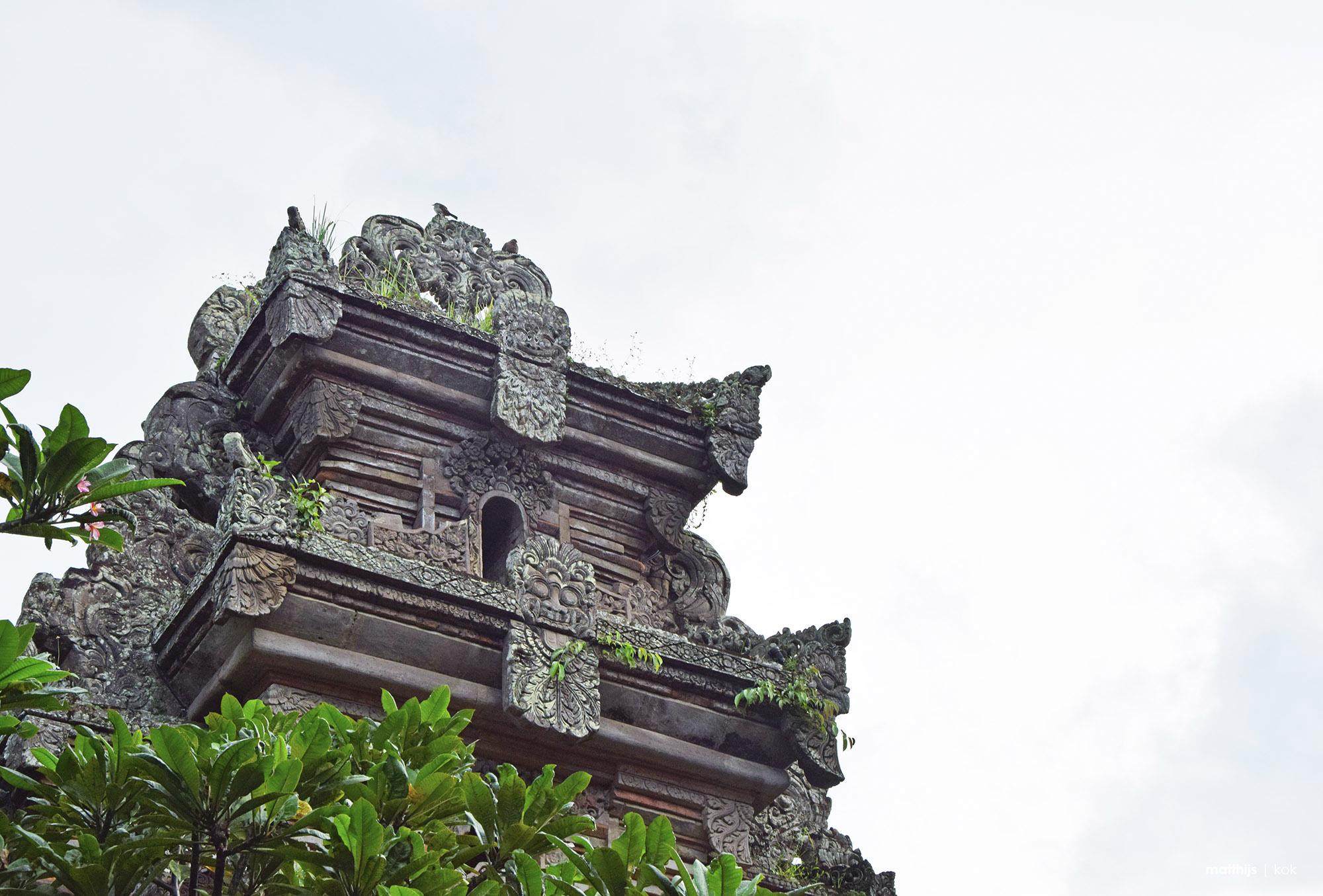 Puri Saren Palace Ubud, Bali | Photo by Matthijs Kok