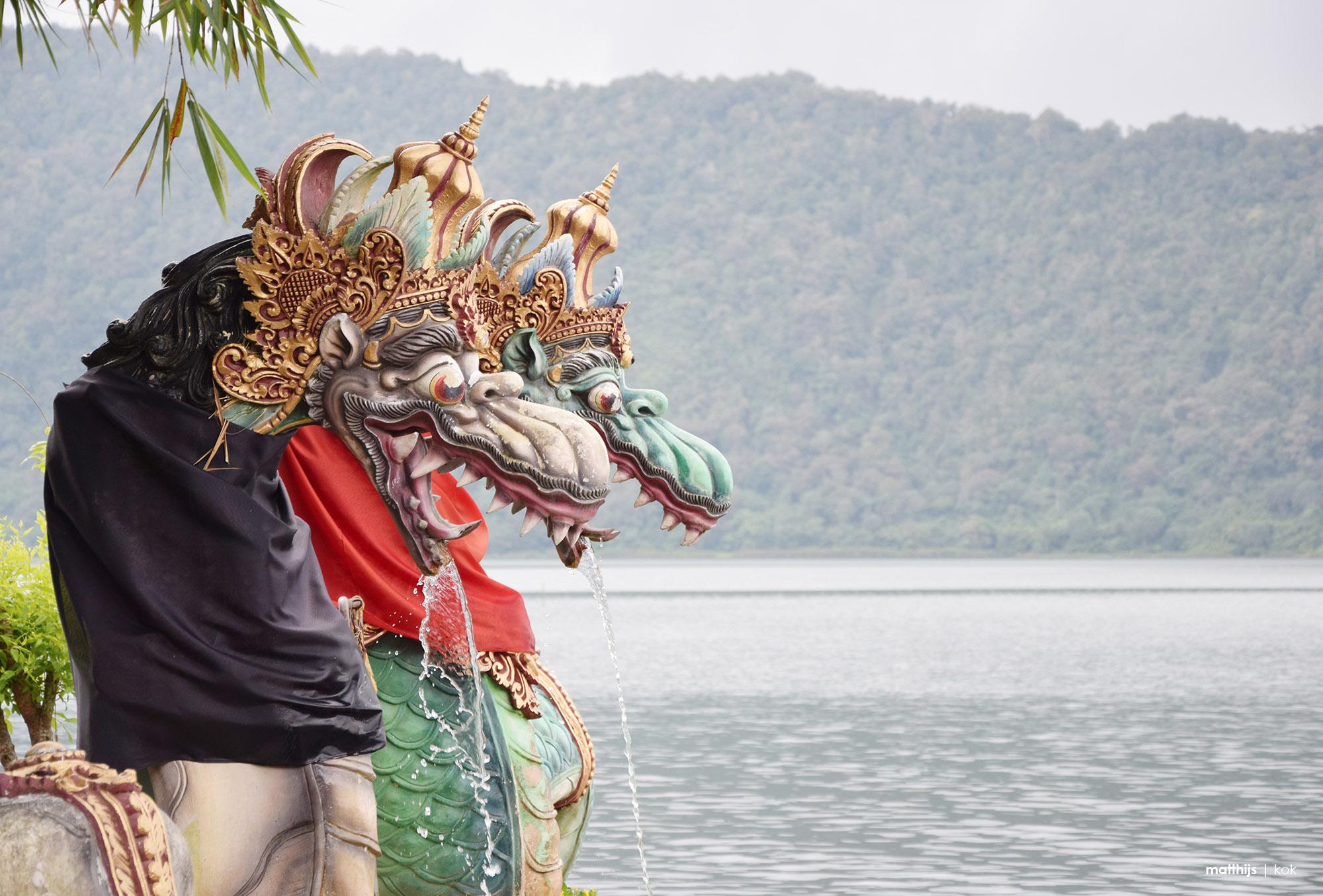 Ulun Danu Bratan, Bali | Photo by Matthijs Kok