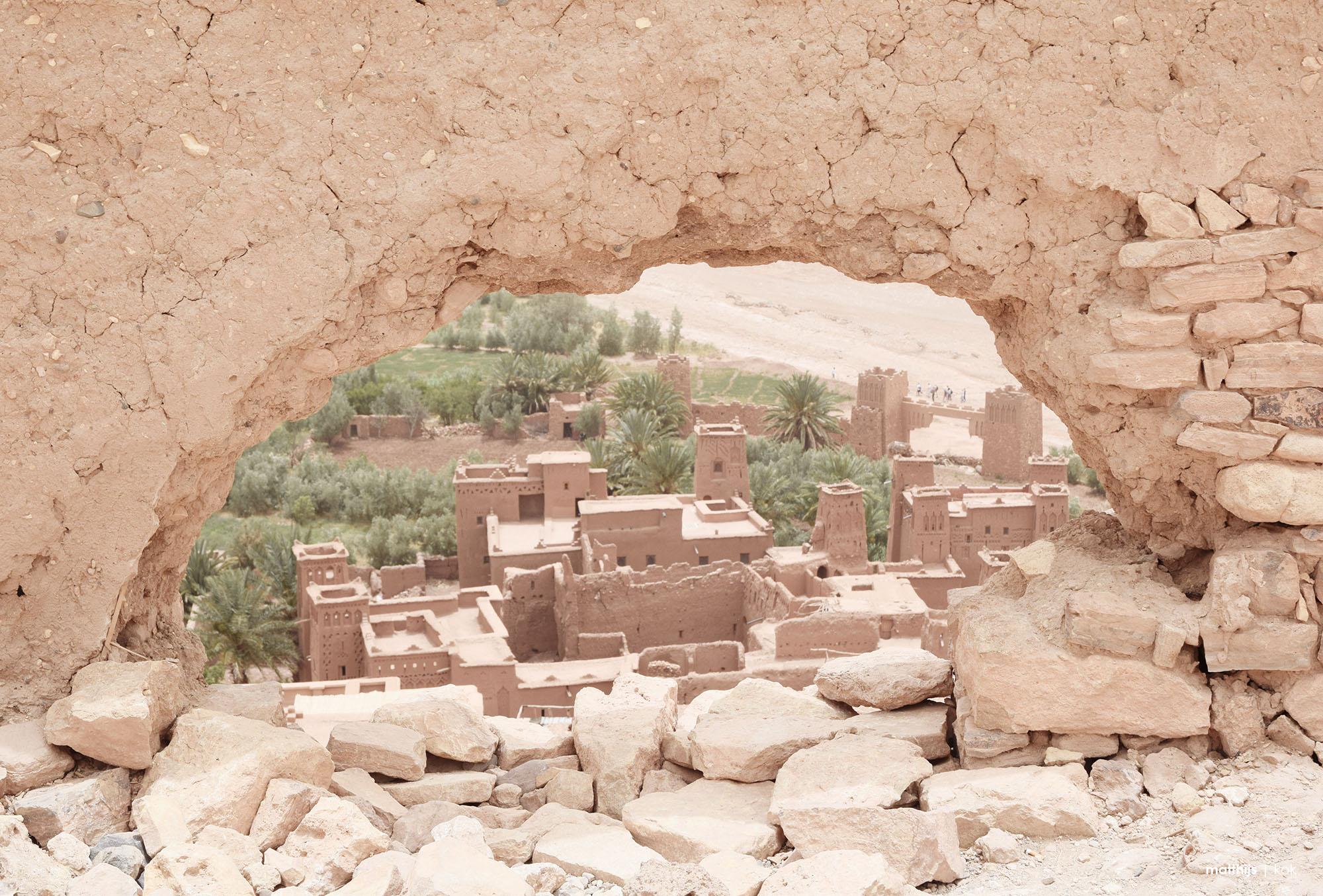Kasbah Aït Ben Haddou, Morocco | Photo by Matthijs Kok