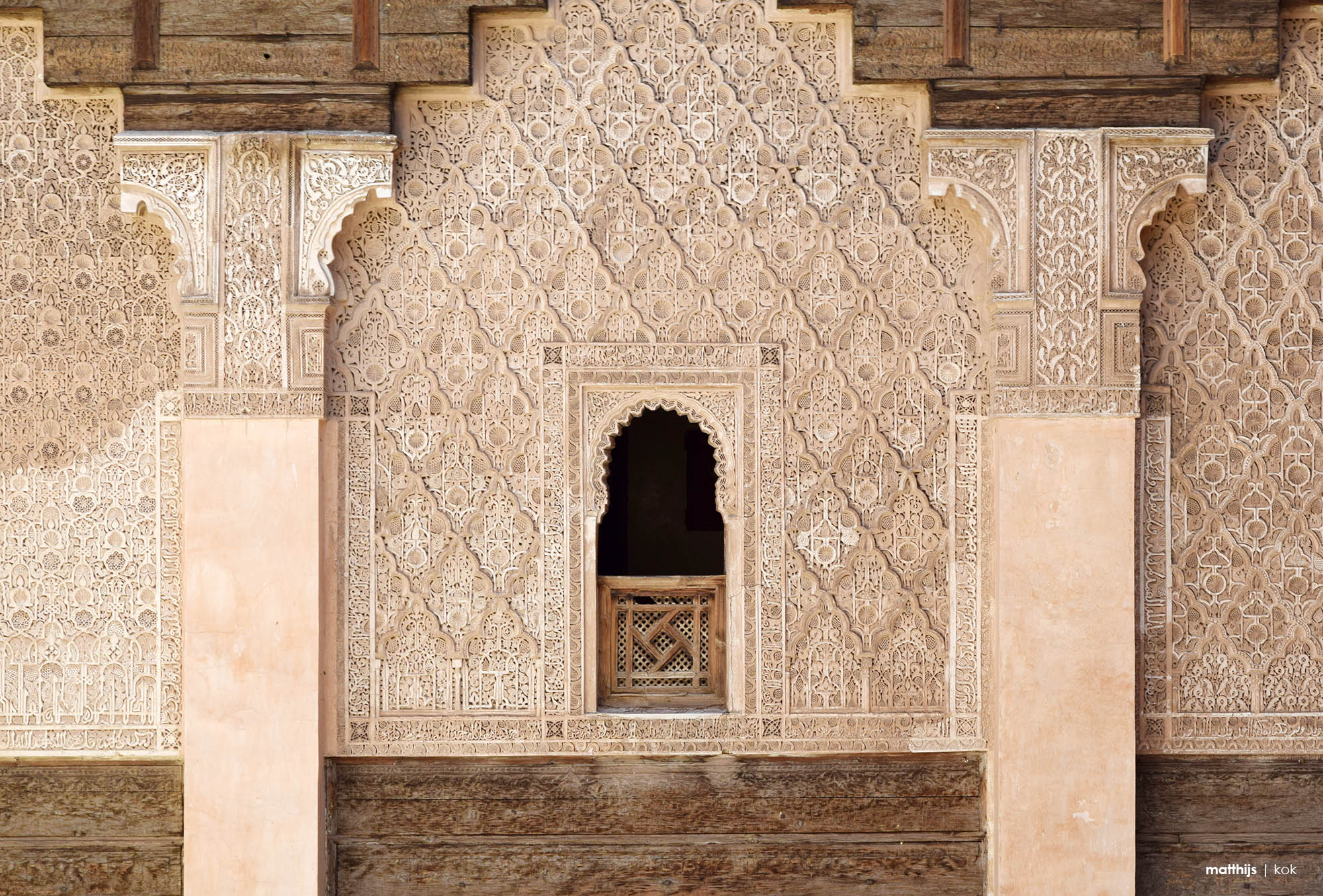 Ben Youssef Madrasa, Marrakech | Photo by Matthijs Kok