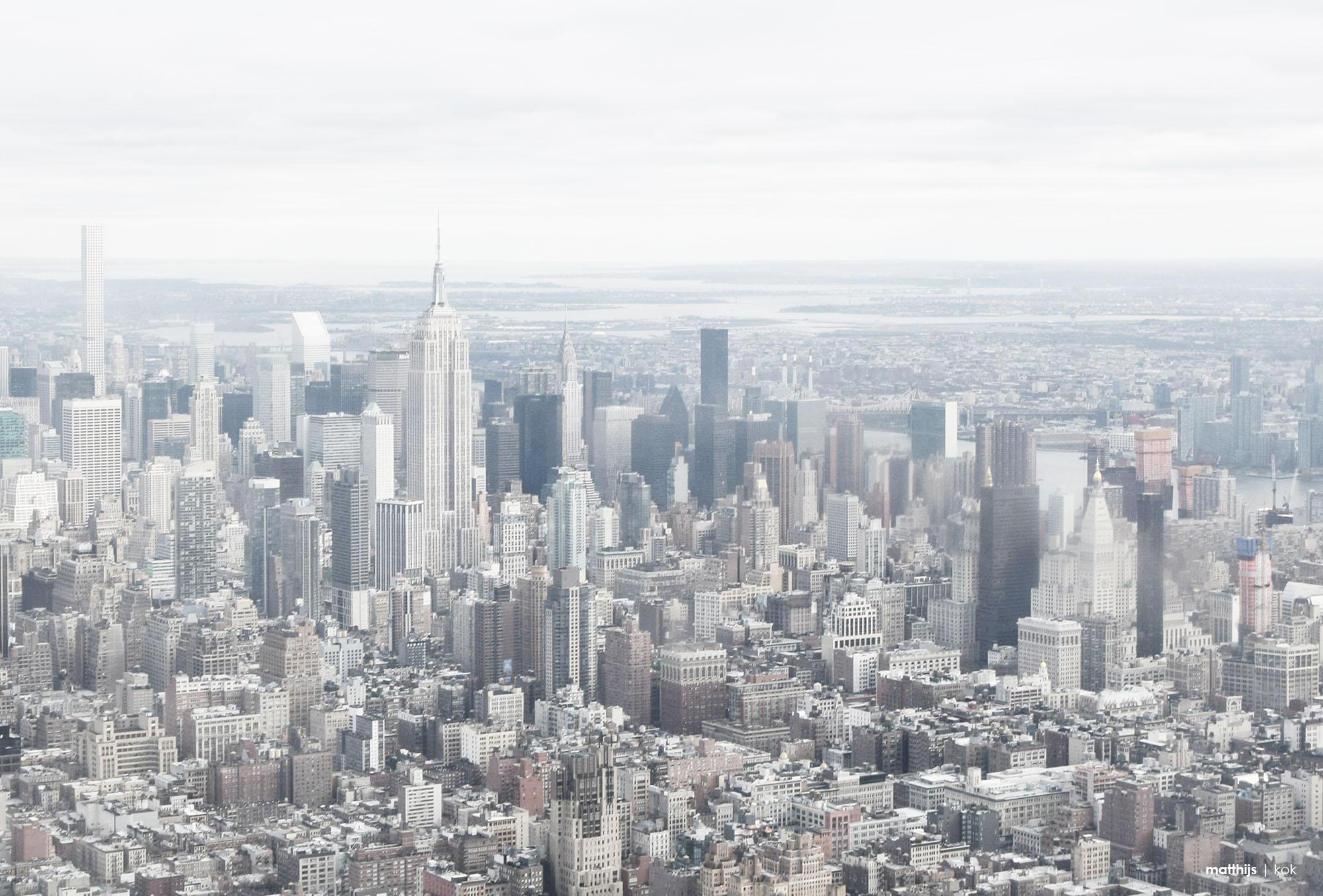 Downtown Manhattan, New York | Photo by Matthijs Kok