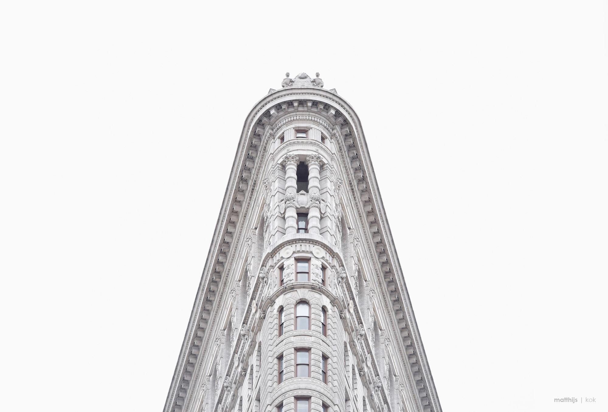 Flatiron Building, New York | Photo by Matthijs Kok