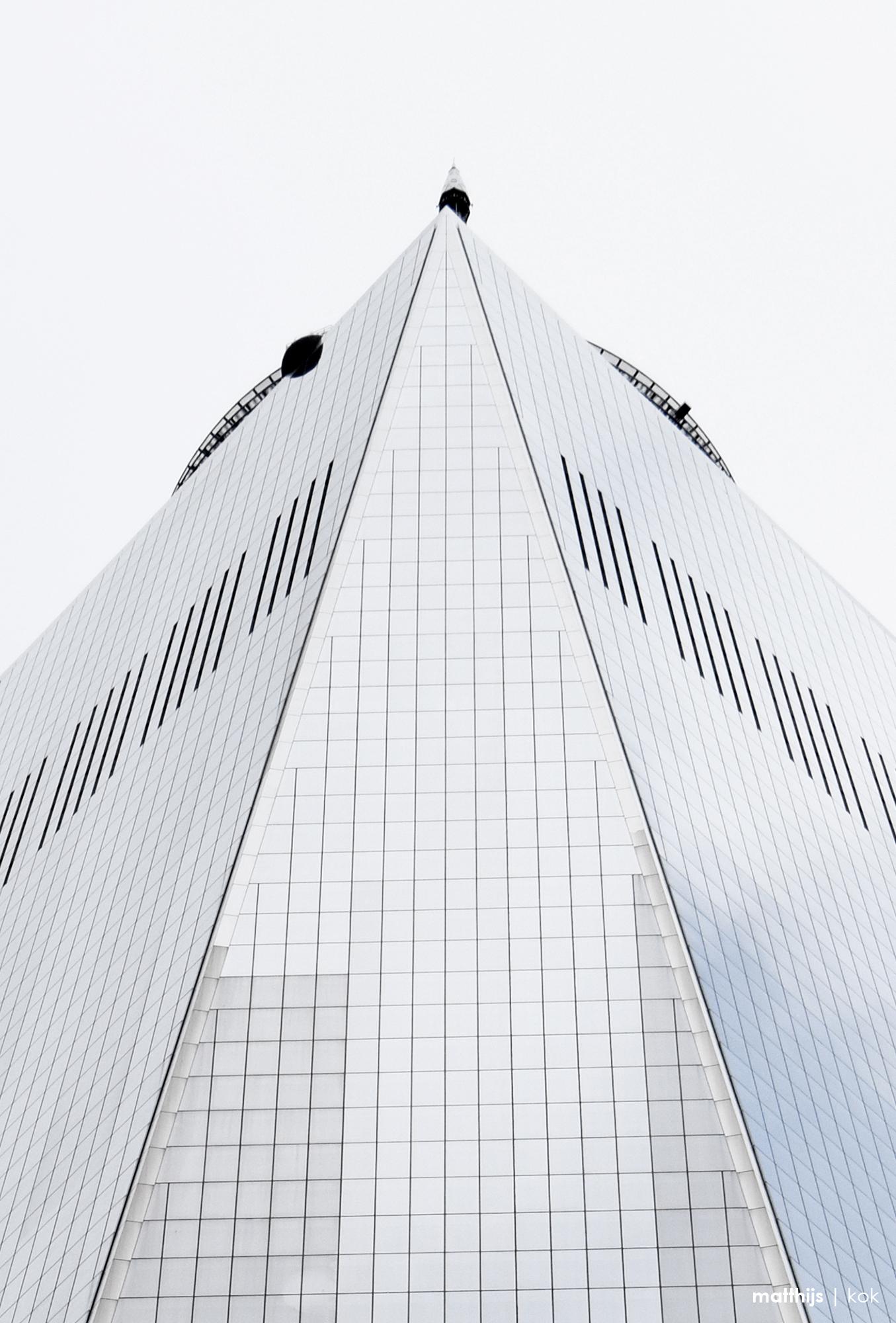 One World Trade Center, New York | Photo by Matthijs Kok