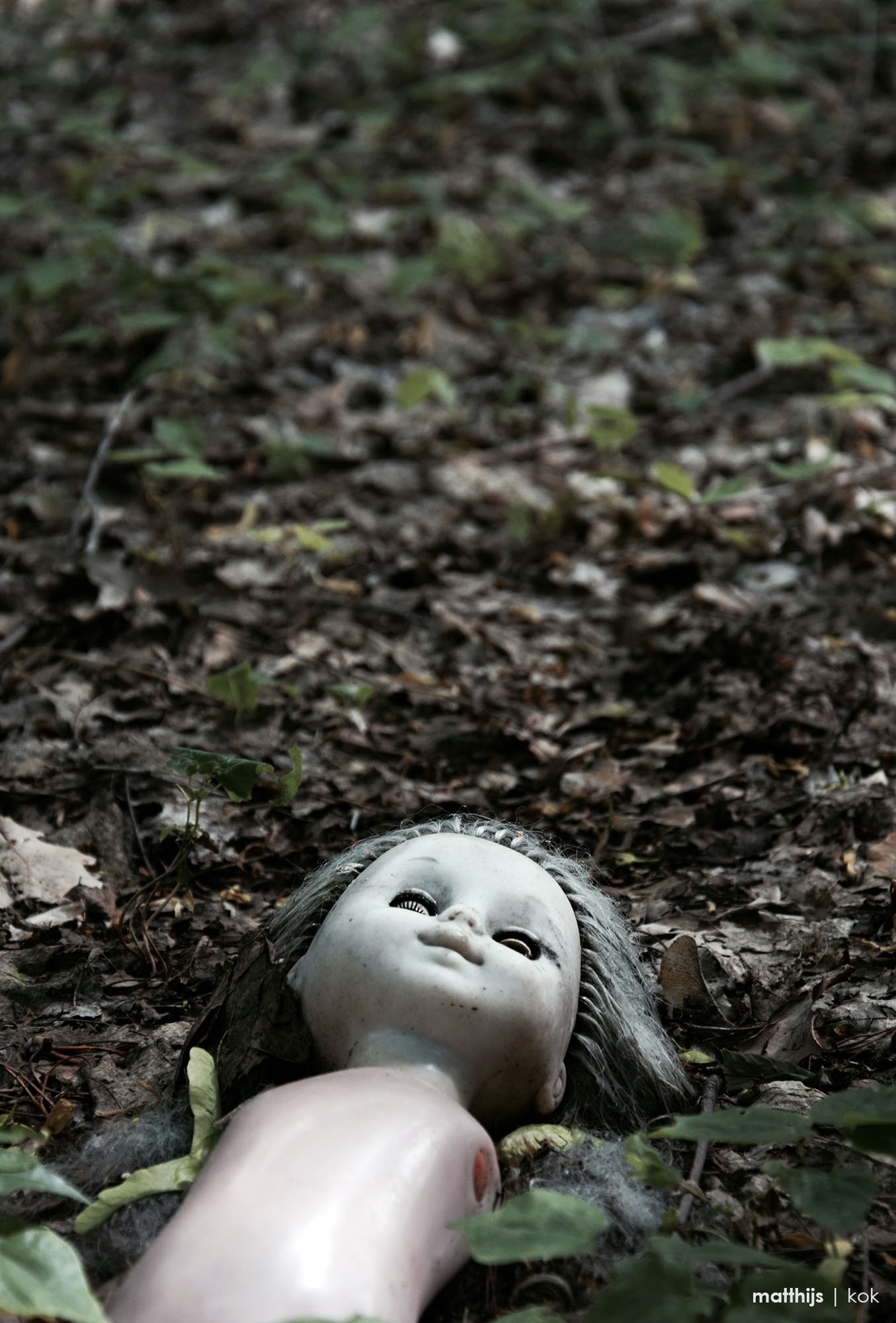Doll, Pripyat | Photo by Matthijs Kok