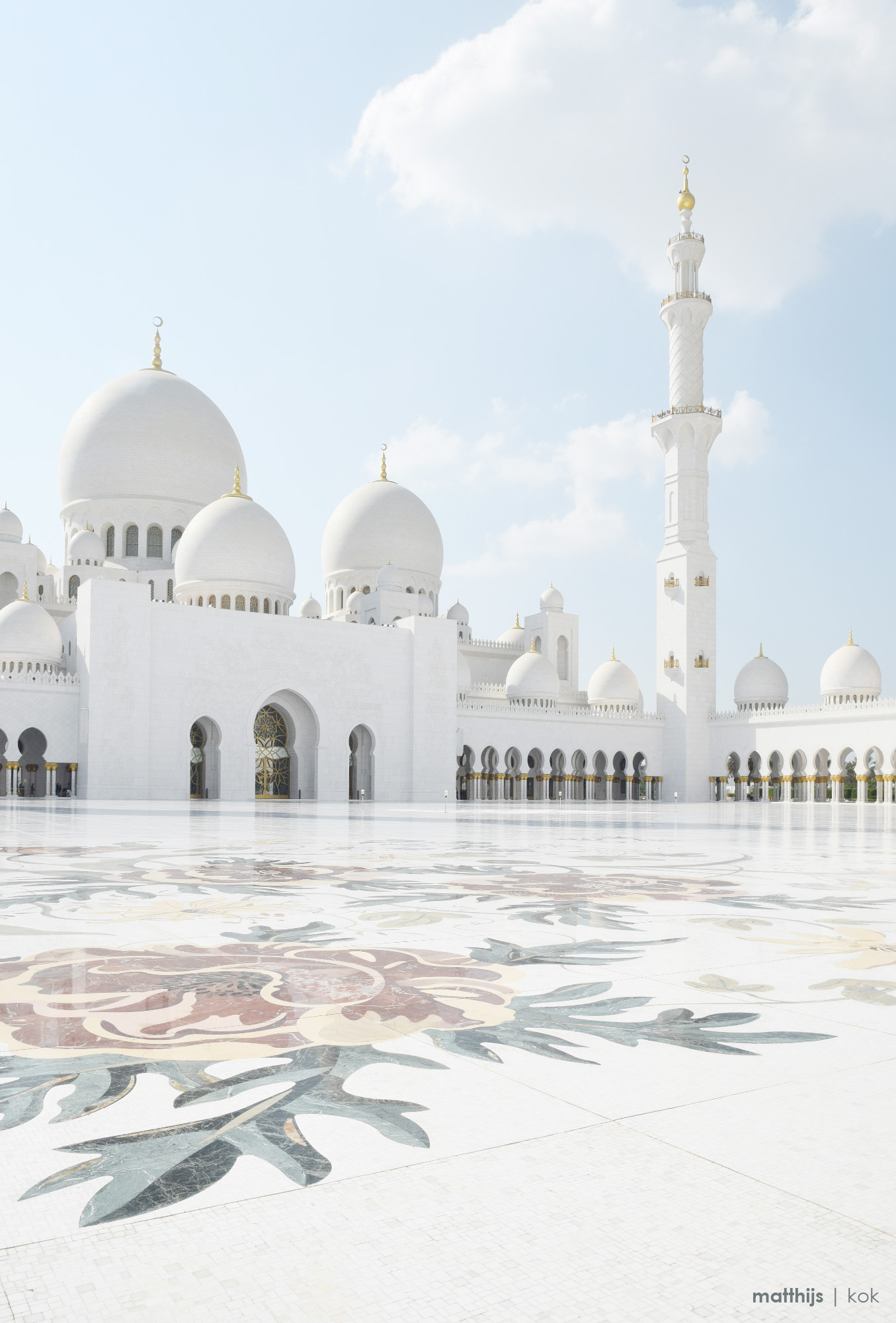 Abu Dhabi Photo Essay Matthijs Kok