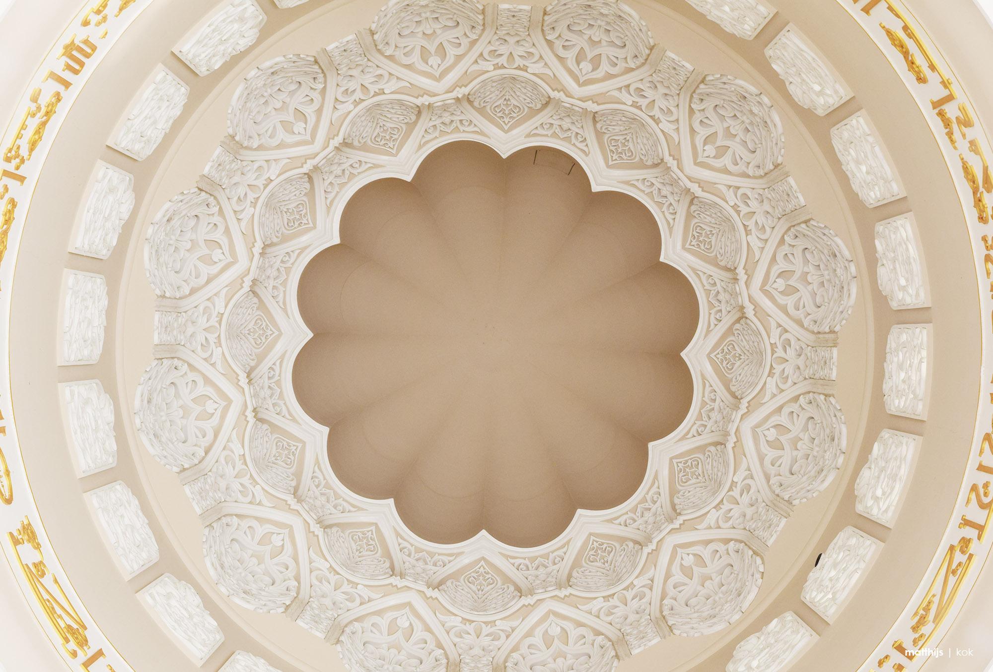Sheikh Zayed Grand Mosque, Abu Dhabi, UAE | Photo by Matthijs Kok