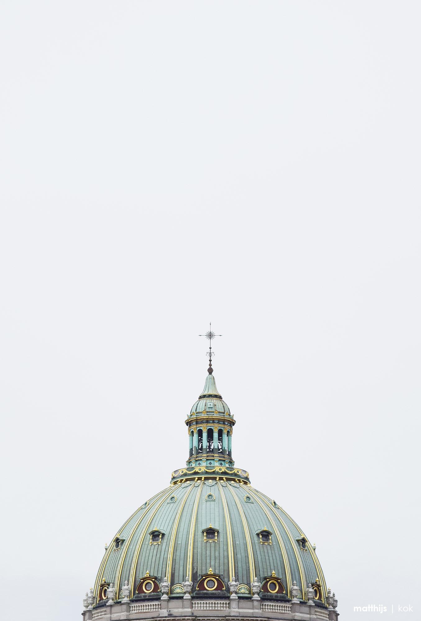 Frederiks Kirke, Copenhagen | Photo by Matthijs Kok