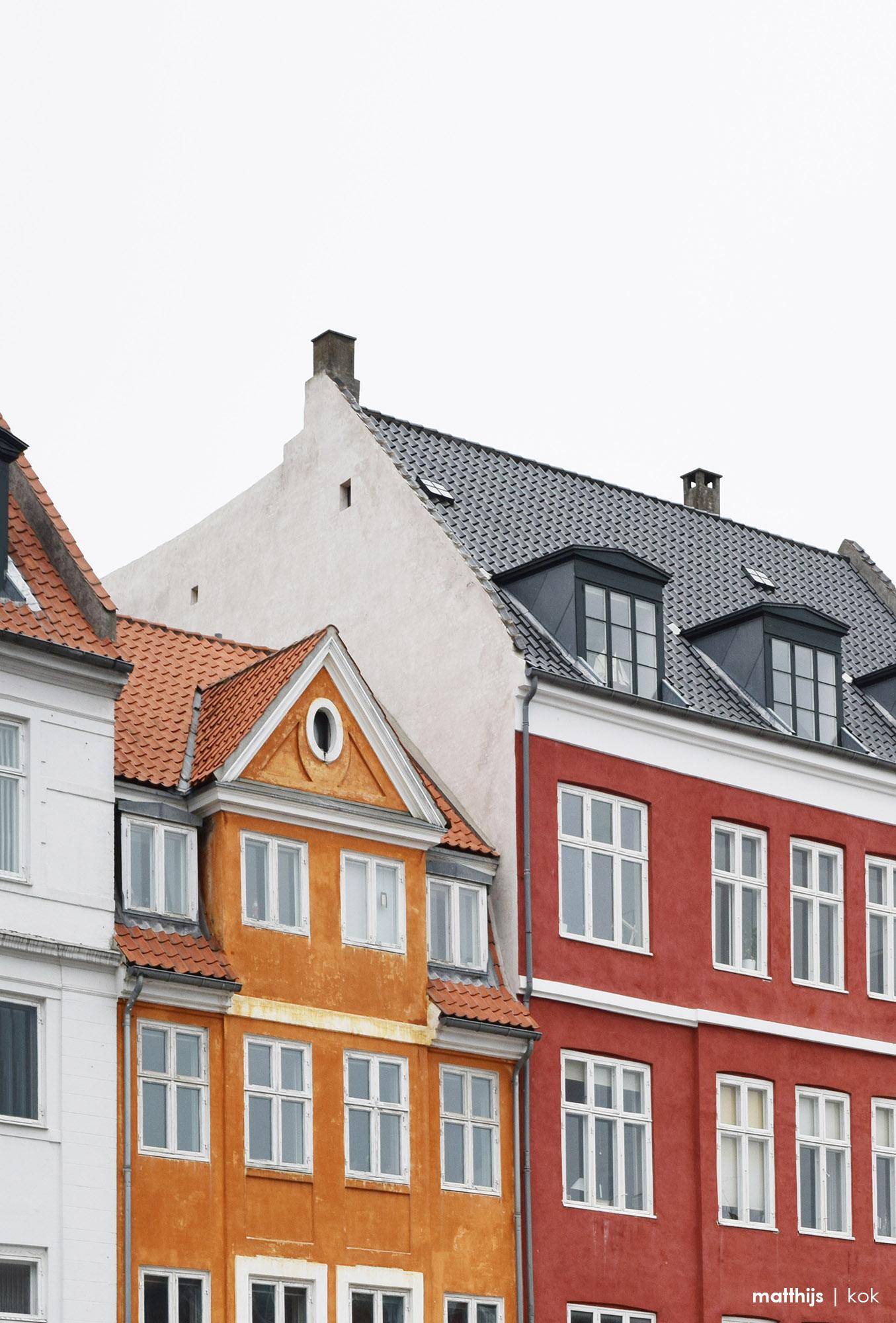 Nyhavn, Copenhagen | Photo by Matthijs Kok