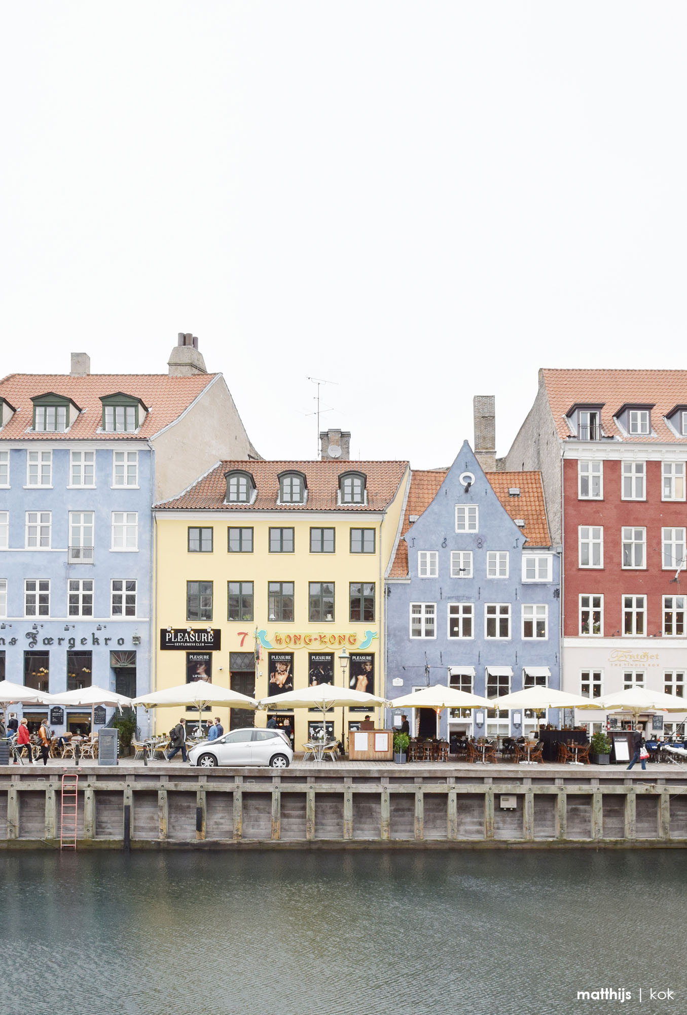 Nyhavn, Copenhagen | Photo by Matthijs Kok