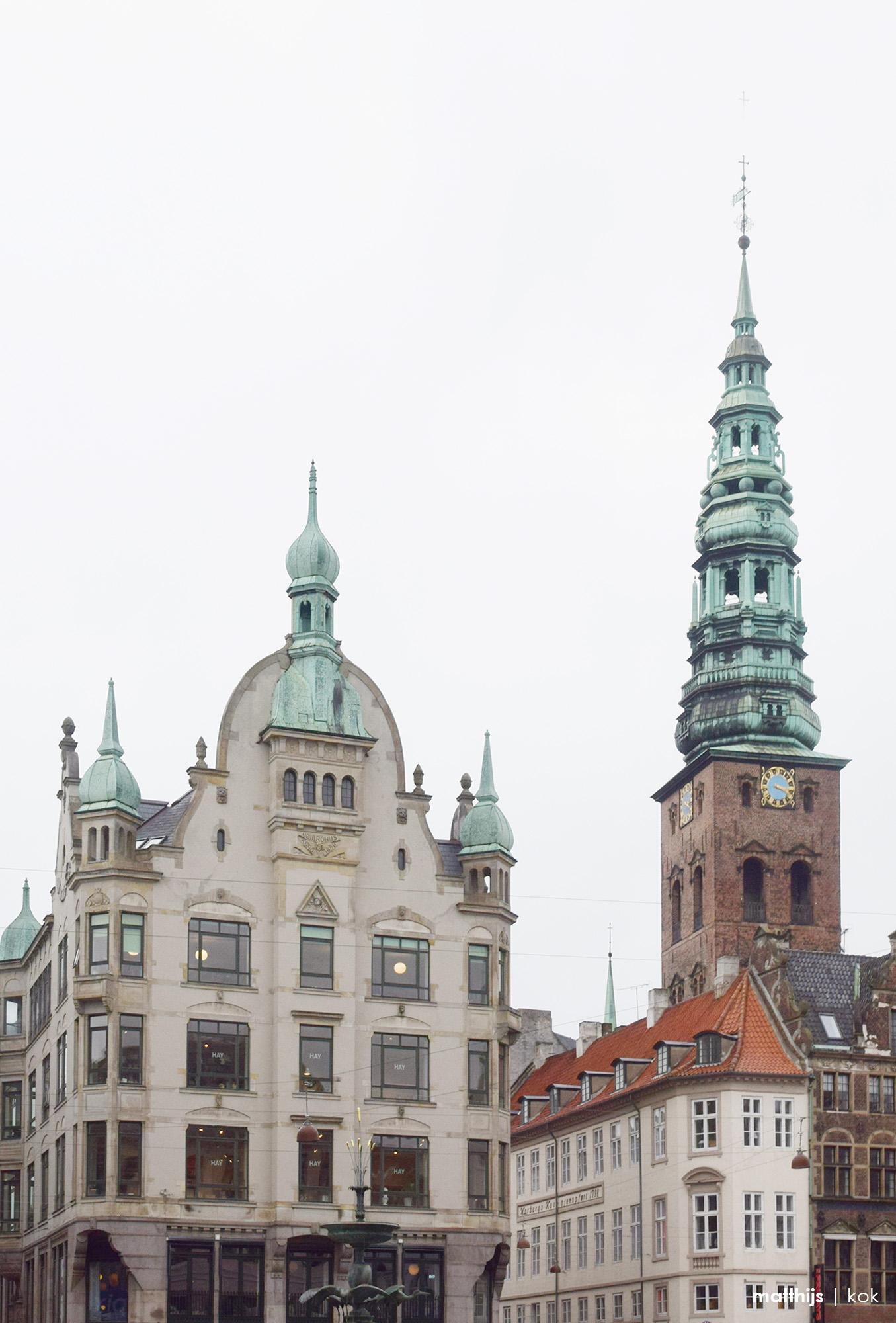 Strøget, Copenhagen, Denmark | Photo by Matthijs Kok