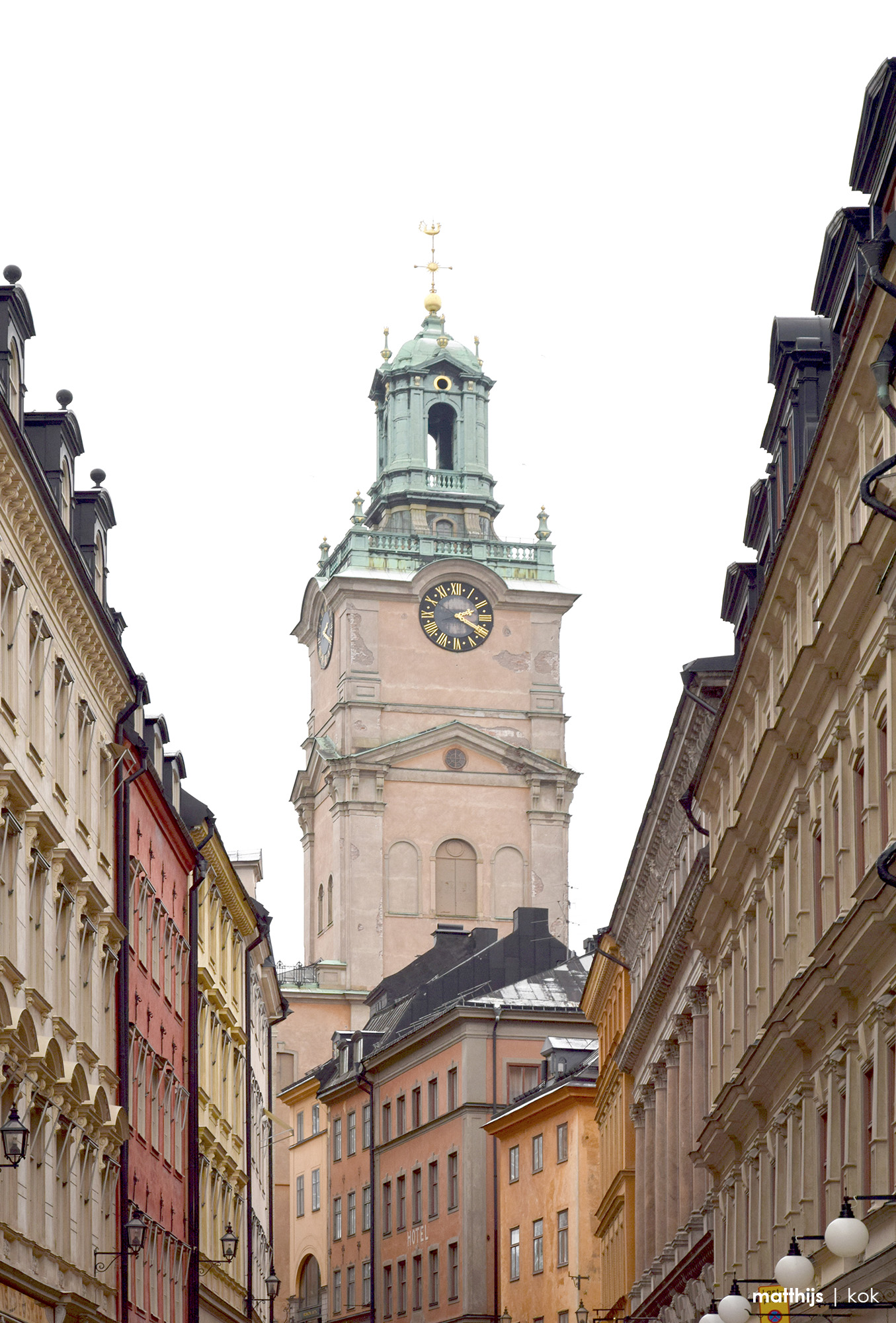 Storkyrkan, Gamla Stan, Stockholm, Sweden | Photo by Matthijs Kok