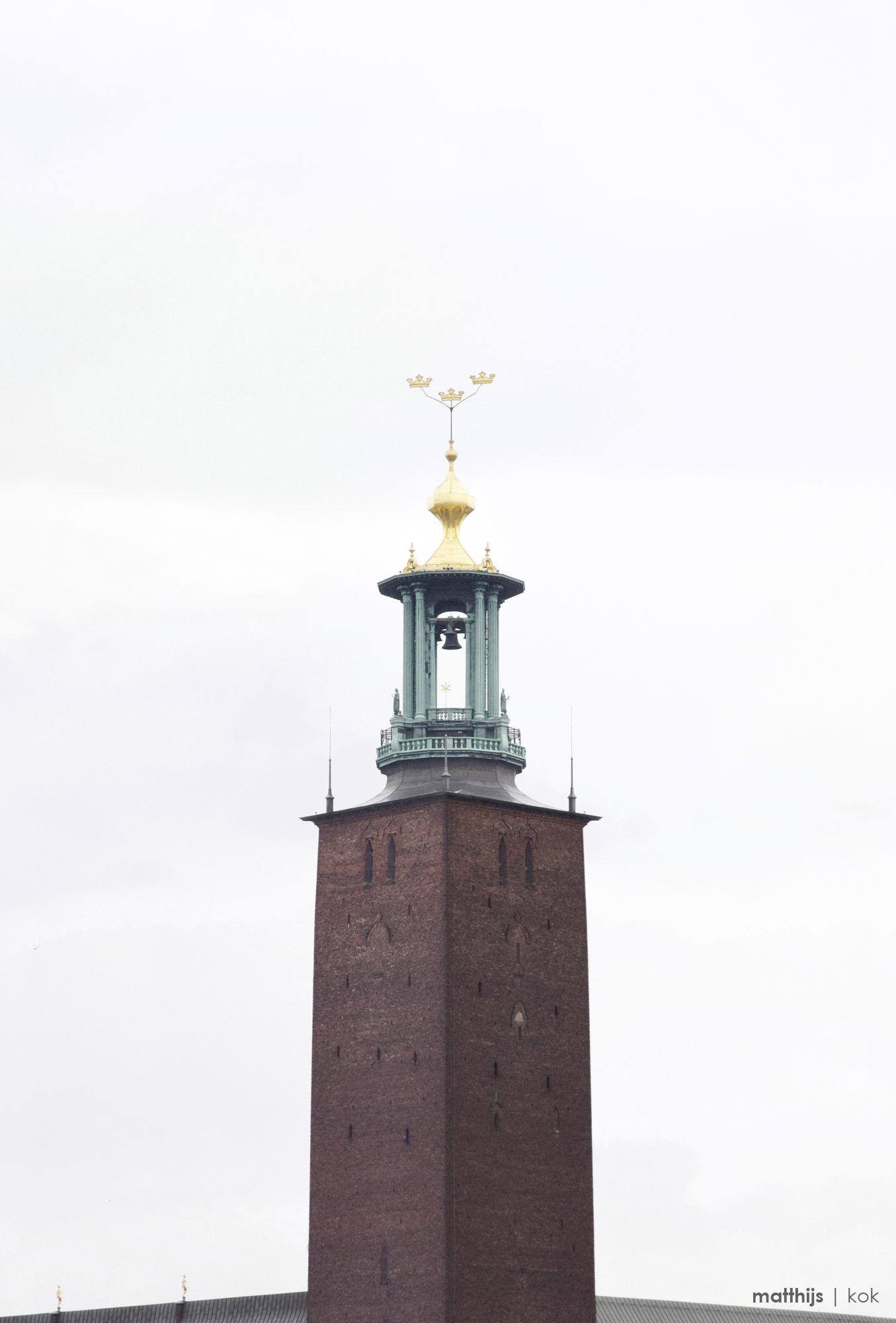Stockholm City Hall, Kungsholmen, Sweden | Photo by Matthijs Kok