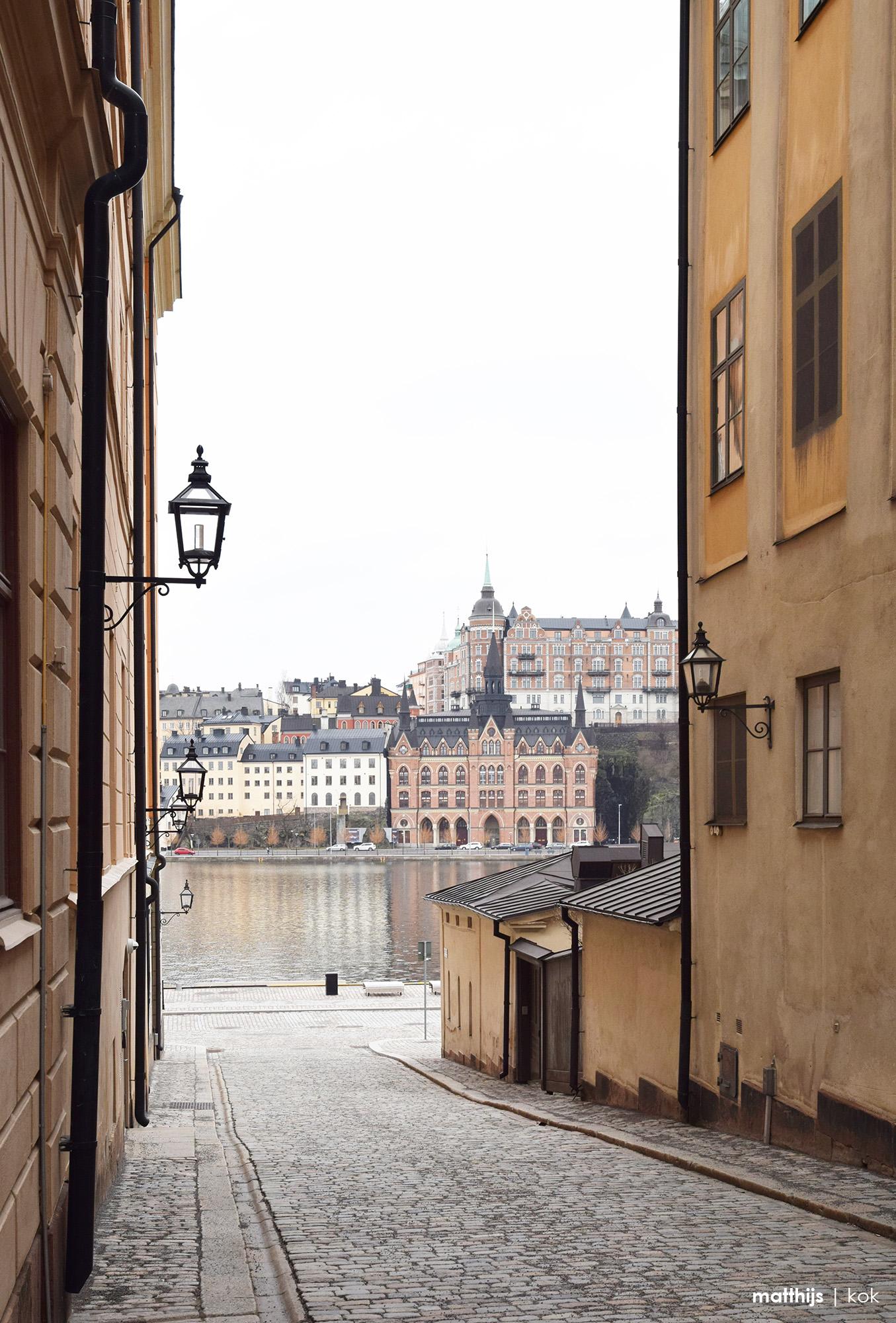 Riddarholmen, Stockholm, Sweden | Photo by Matthijs Kok