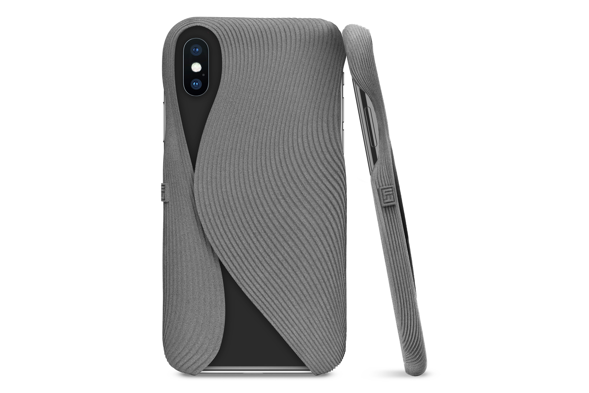 FOLD Case for iPhone X, Design by Matthijs Kok for Freshfiber