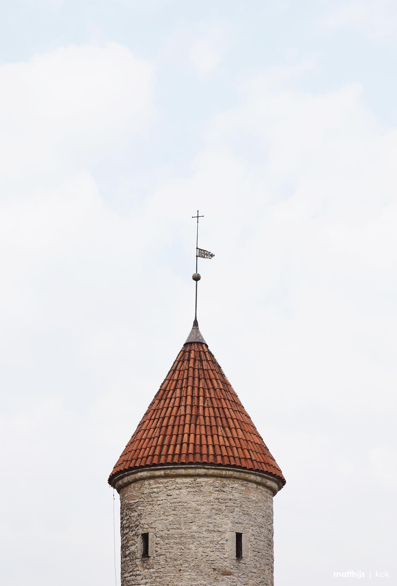 Tallinn City Wall Tower, Estonia   Photo by Matthijs Kok