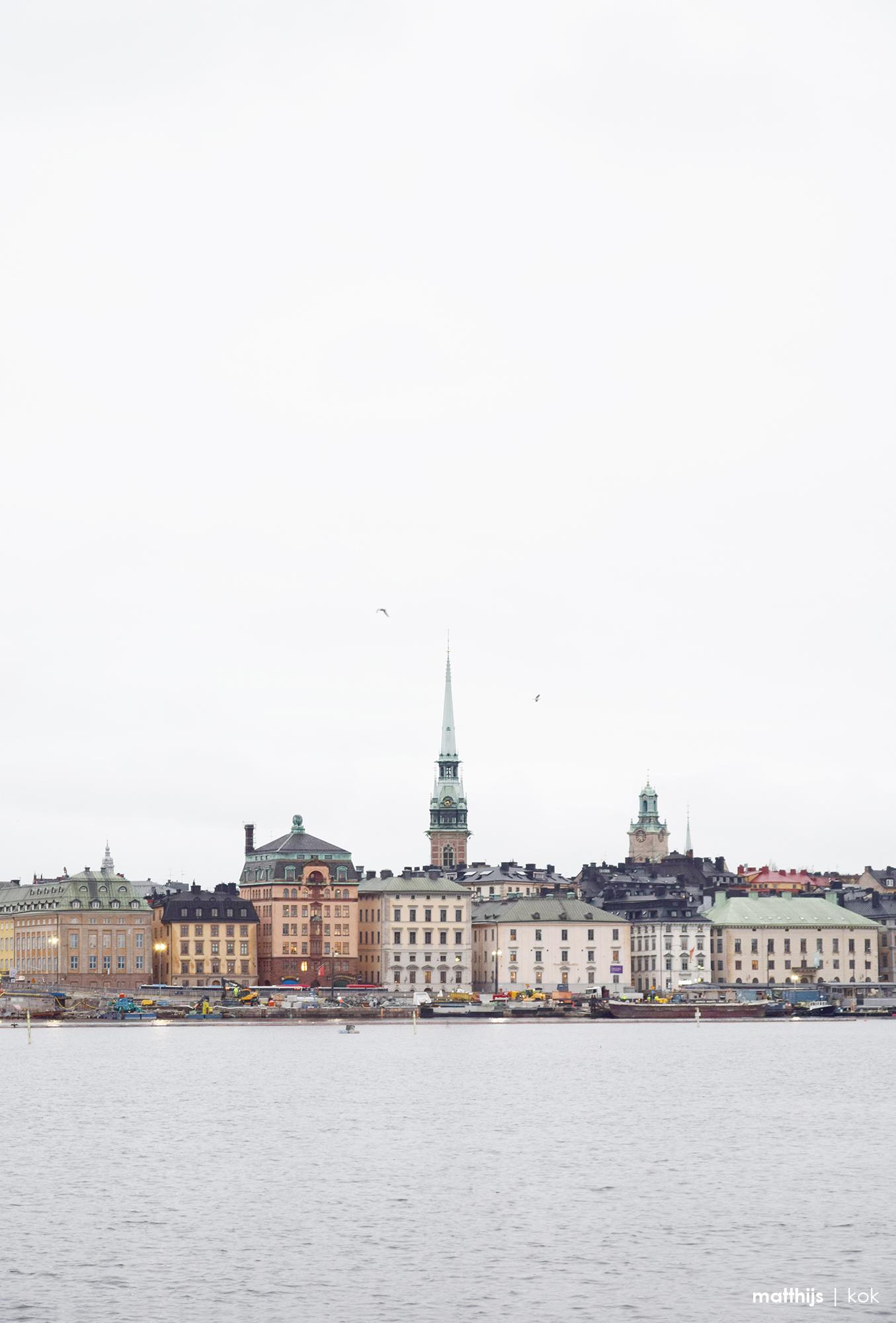 Gamla Stan, Stockholm, Sweden | Photo by Matthijs Kok