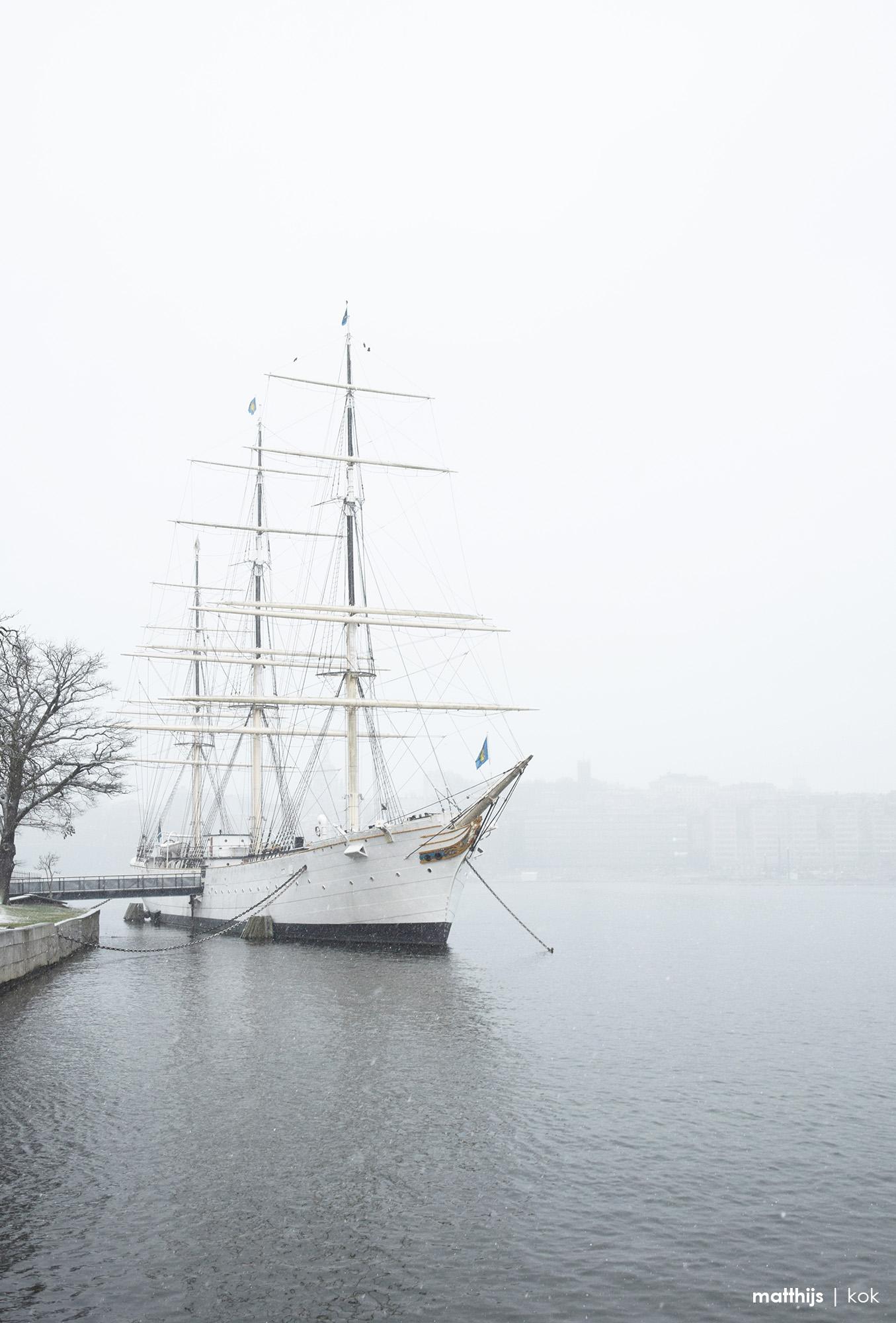 Skeppsholmen, Stockholm, Sweden | Photo by Matthijs Kok