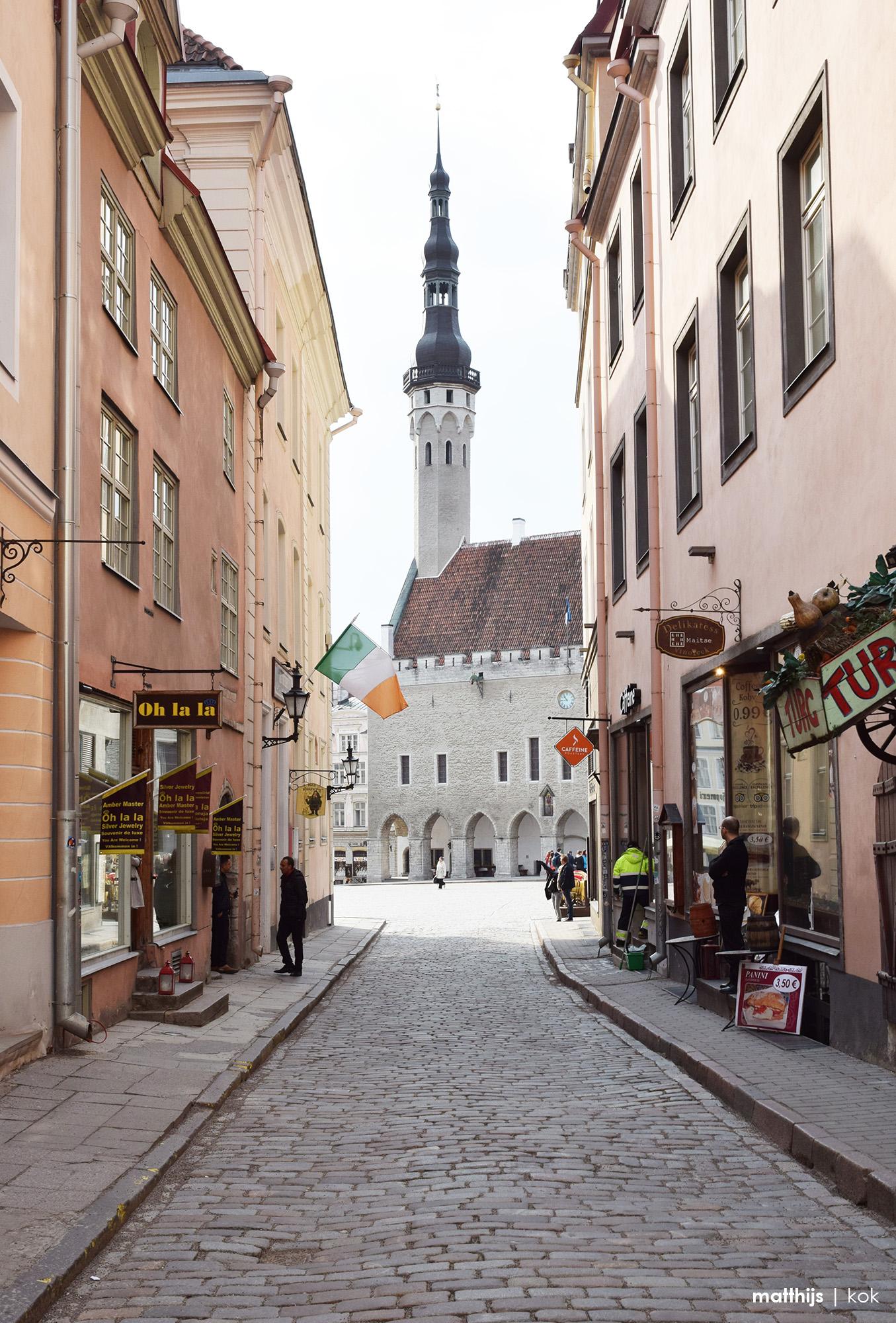 Tallinn City Hall, Estonia   Photo by Matthijs Kok