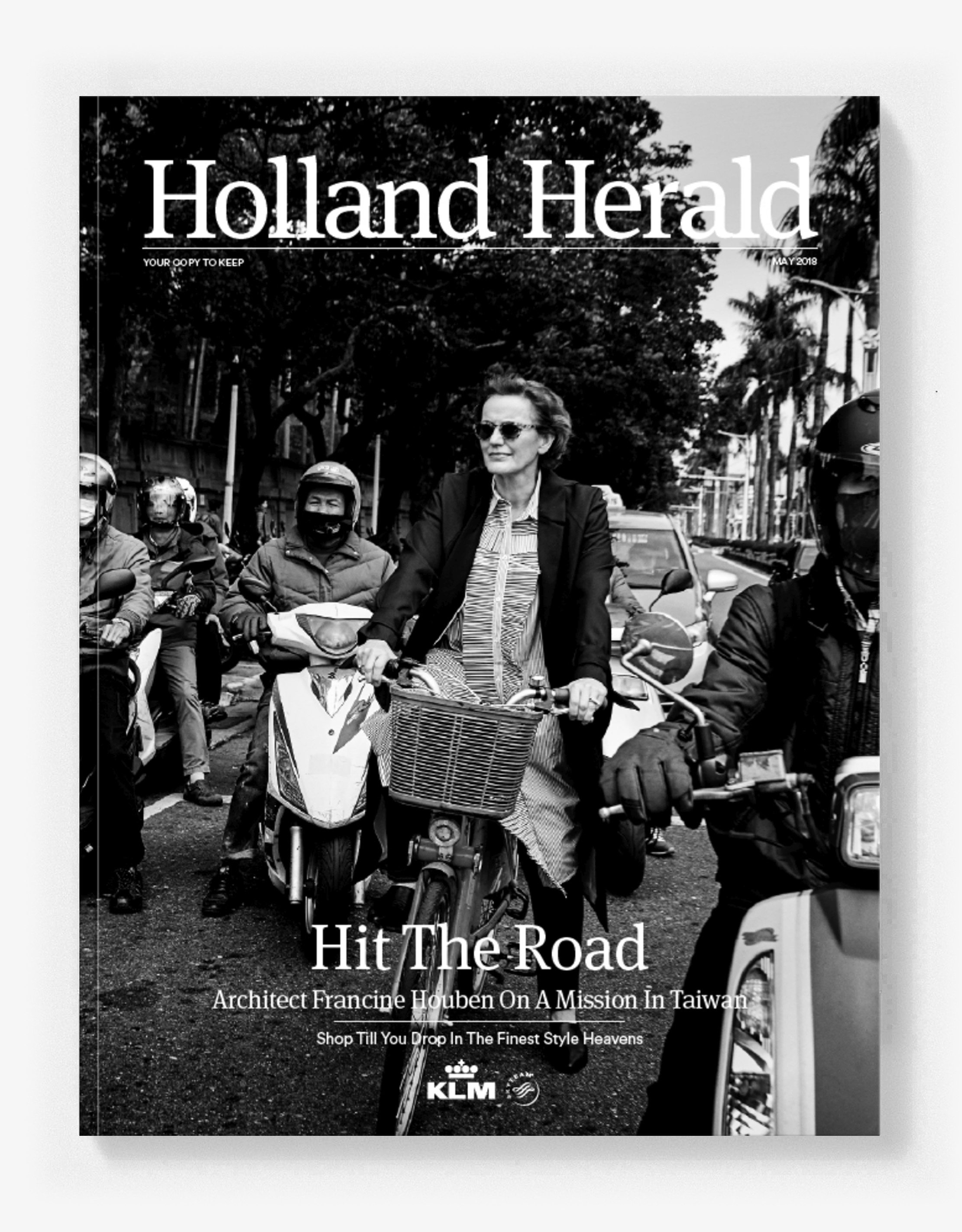 Holland Herald, May 2018 text