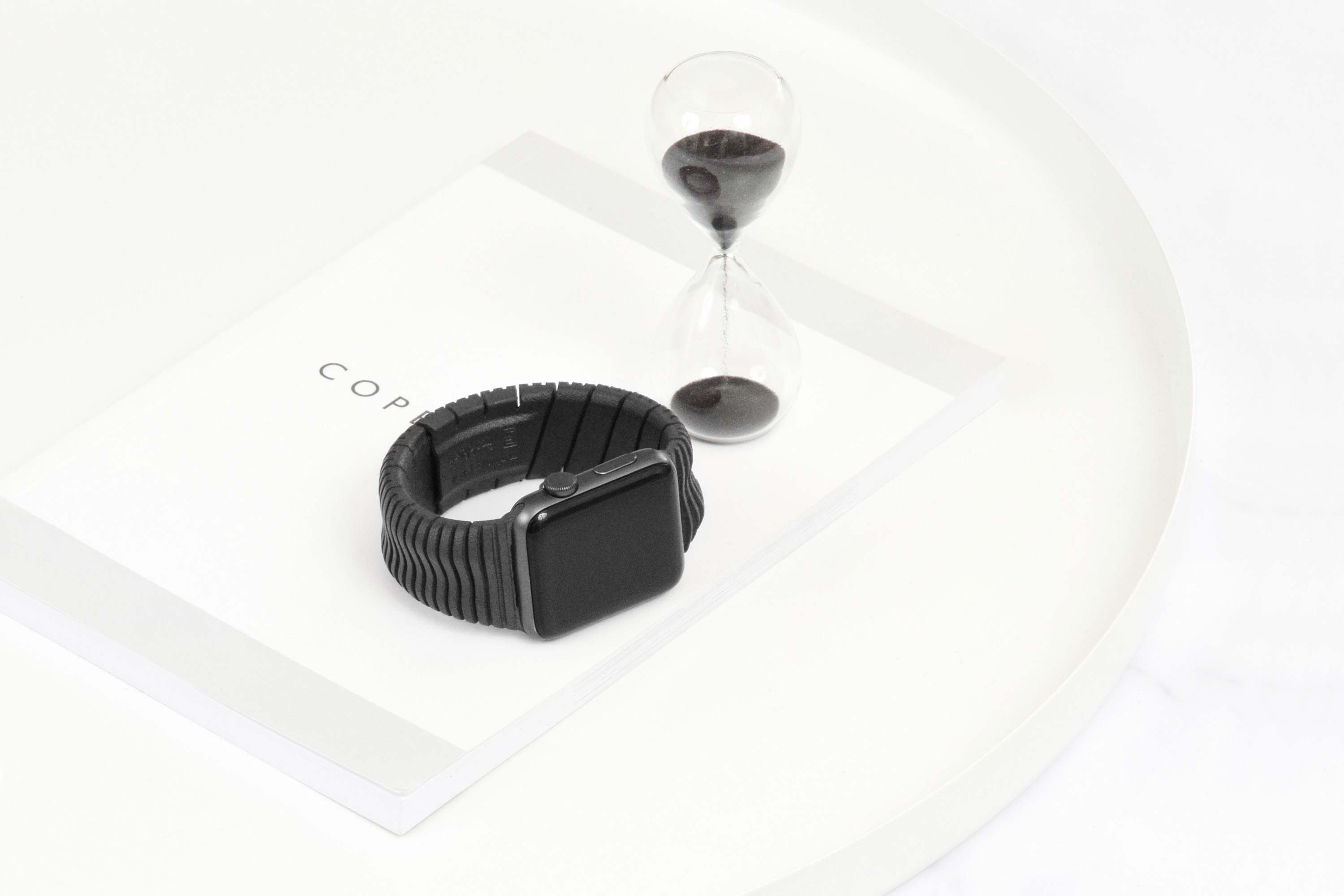 Freshfiber Apple Watch Band, Design by Matthijs Kok for Freshfiber