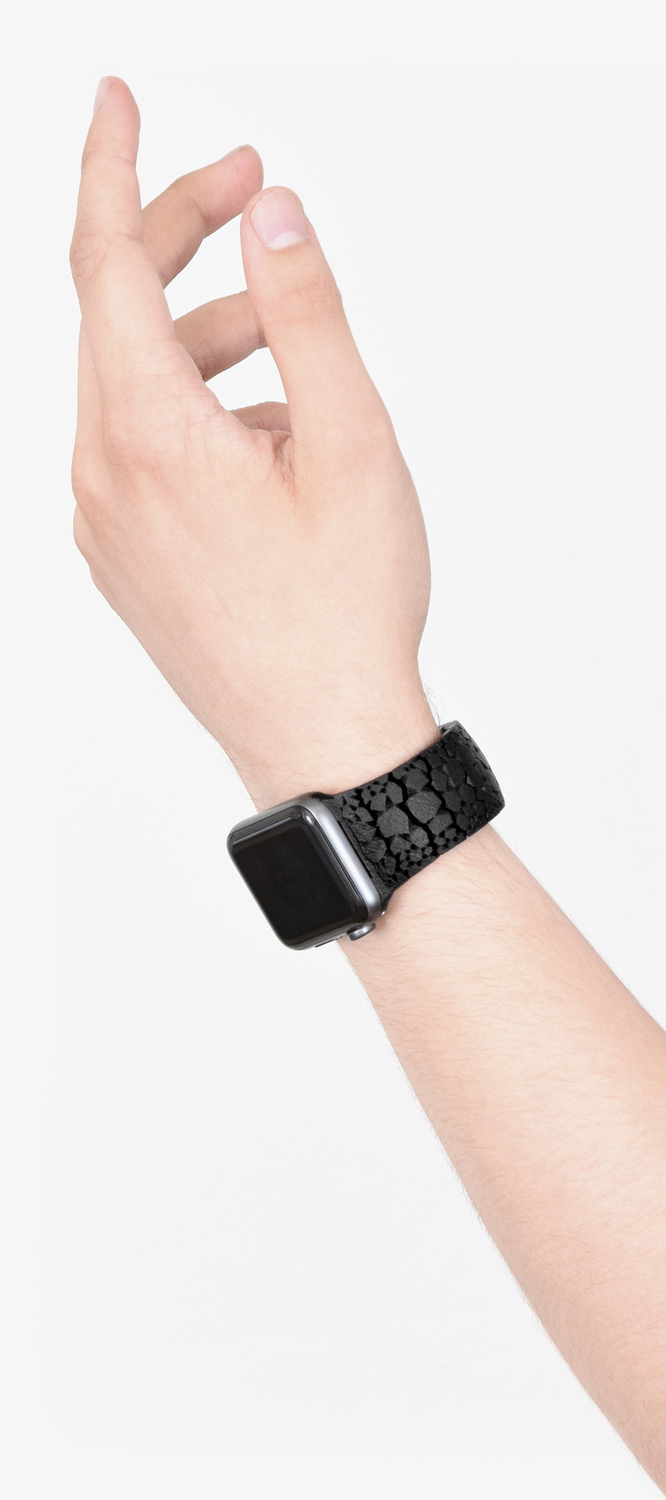 Lifestyle Image | Freshfiber Apple Watch Bands, Design by Matthijs Kok for Freshfiber