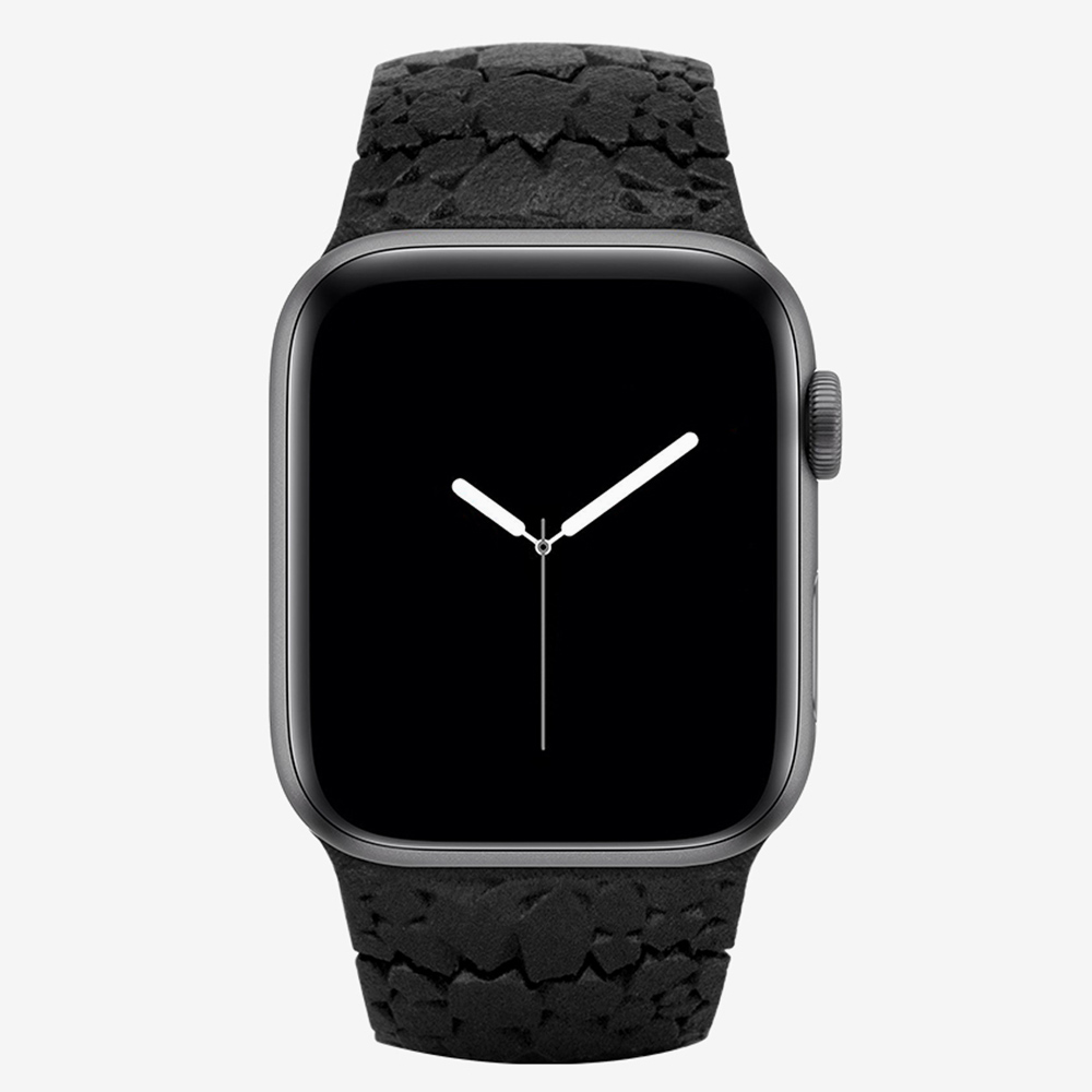 Obsidian Pattern Design | Freshfiber Apple Watch Bands, Design by Matthijs Kok for Freshfiber