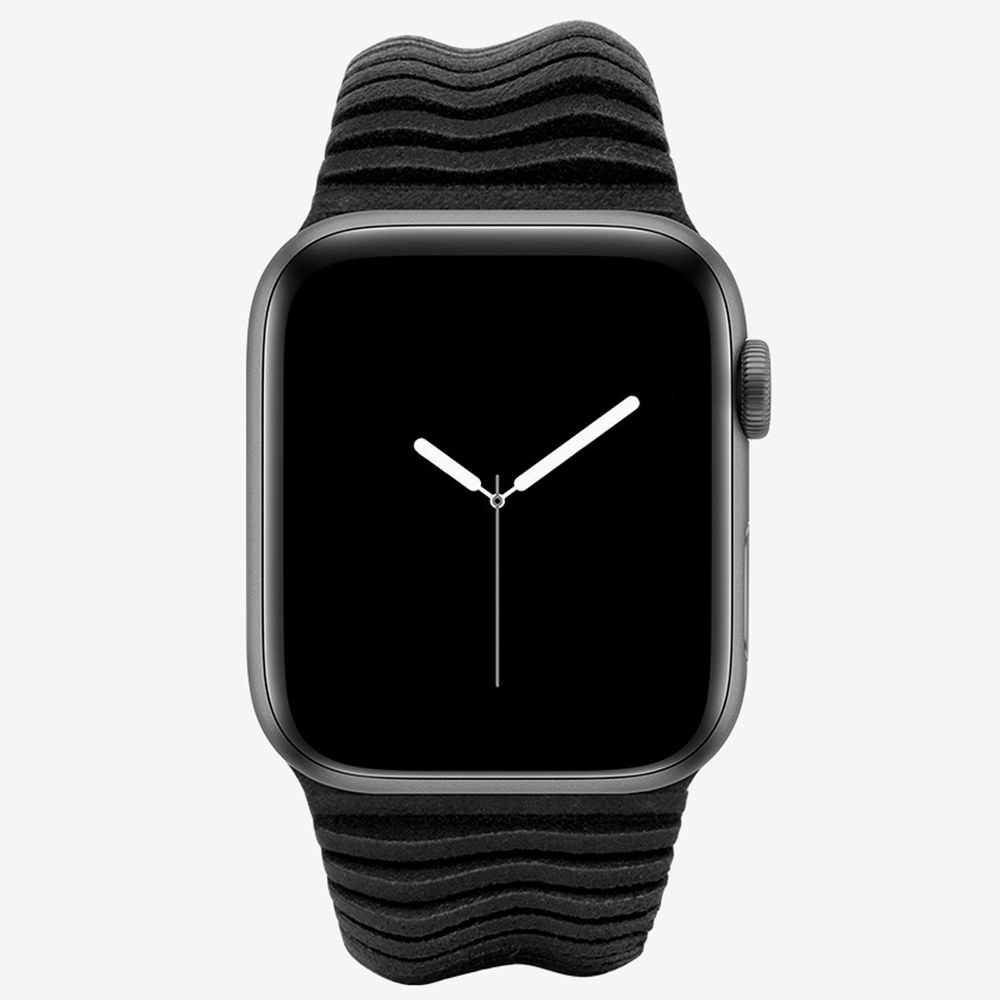 Pulse Pattern Design | Freshfiber Apple Watch Bands, Design by Matthijs Kok for Freshfiber