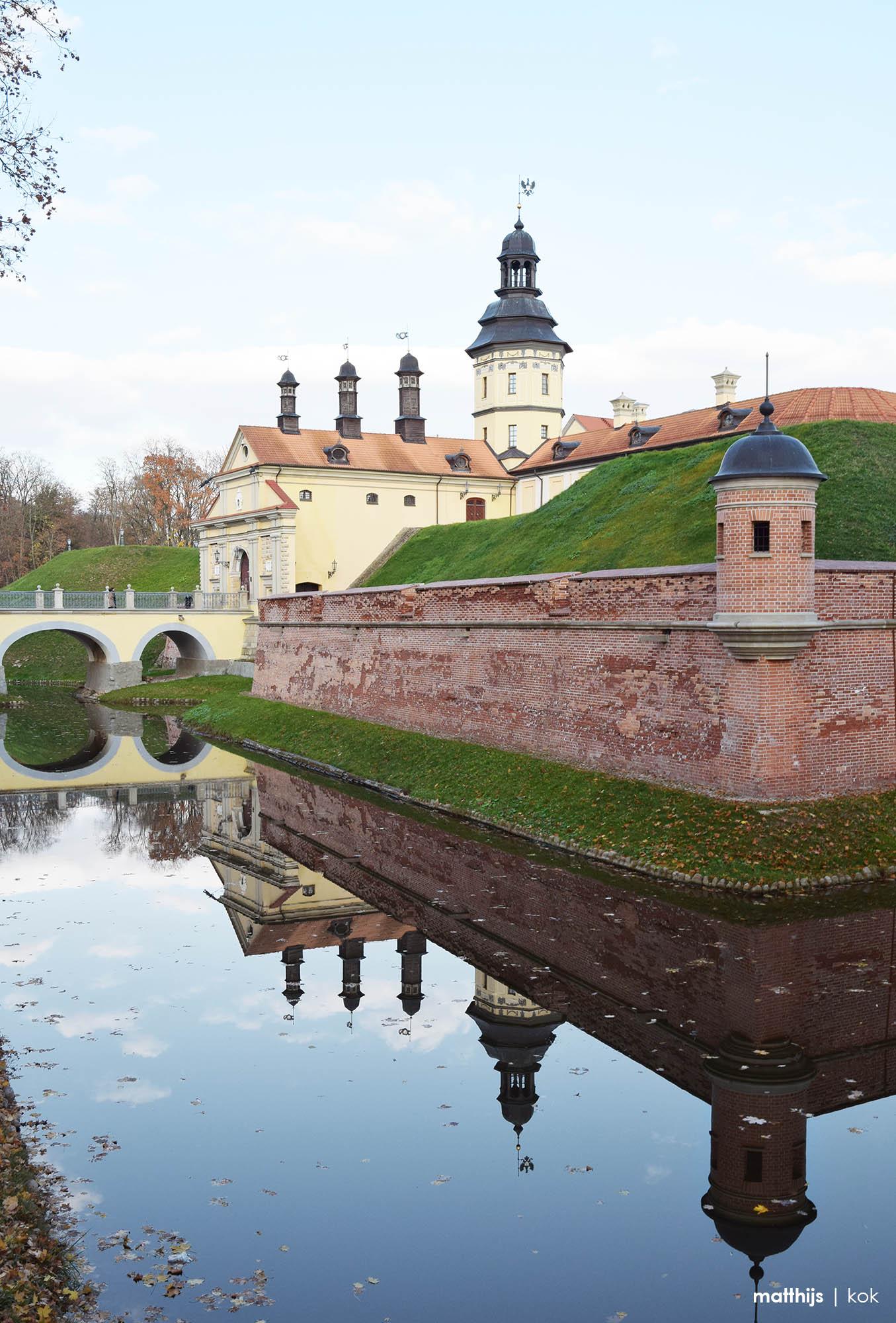 Niasviž Castle, Nesvizh, Belarus | Photo by Matthijs Kok