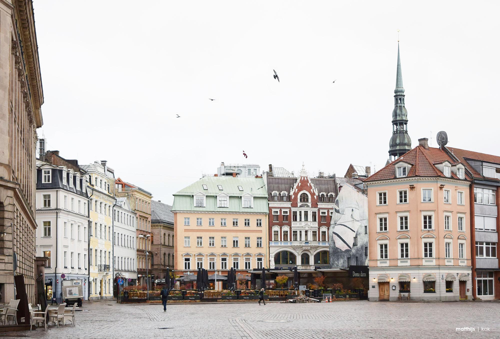 Doma Laukums, Riga, Latvia | Photo by Matthijs Kok