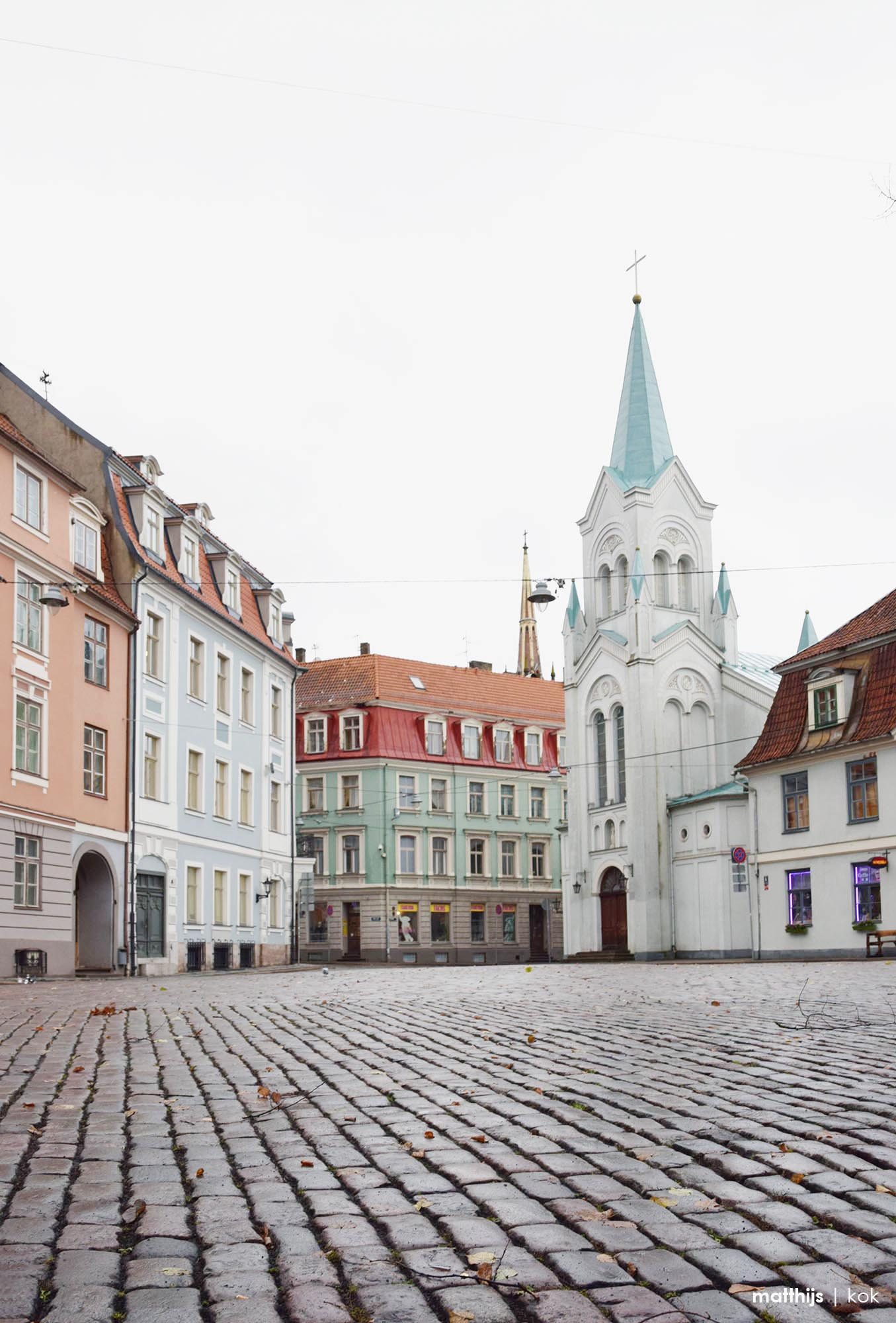 Pils Laukums, Riga, Latvia | Photo by Matthijs Kok