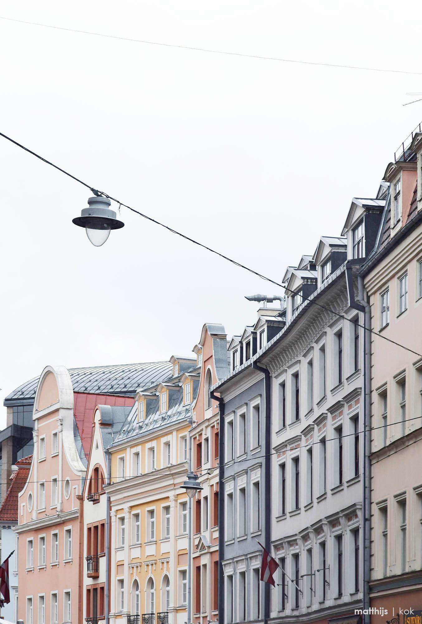 Riga Streets, Latvia   Photo by Matthijs Kok