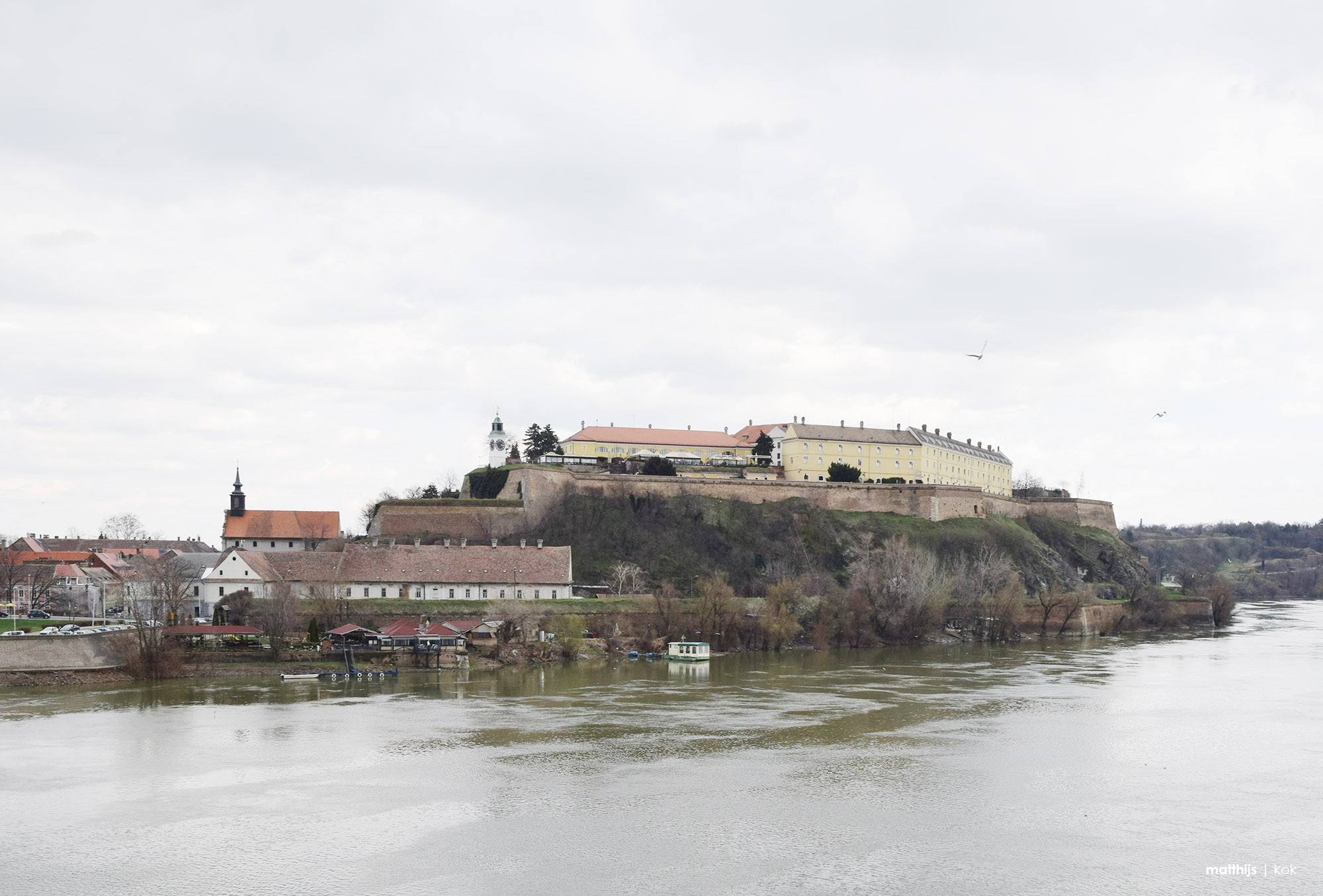 Petrovaradin Fortress, Novi Sad, Serbia | Photo by Matthijs Kok