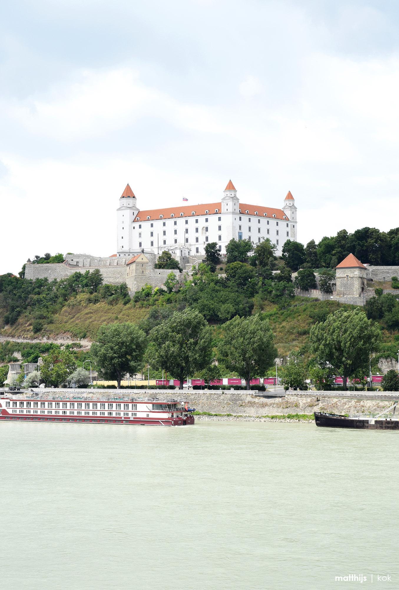 Bratislava Castle, Slovakia | Photo by Matthijs Kok
