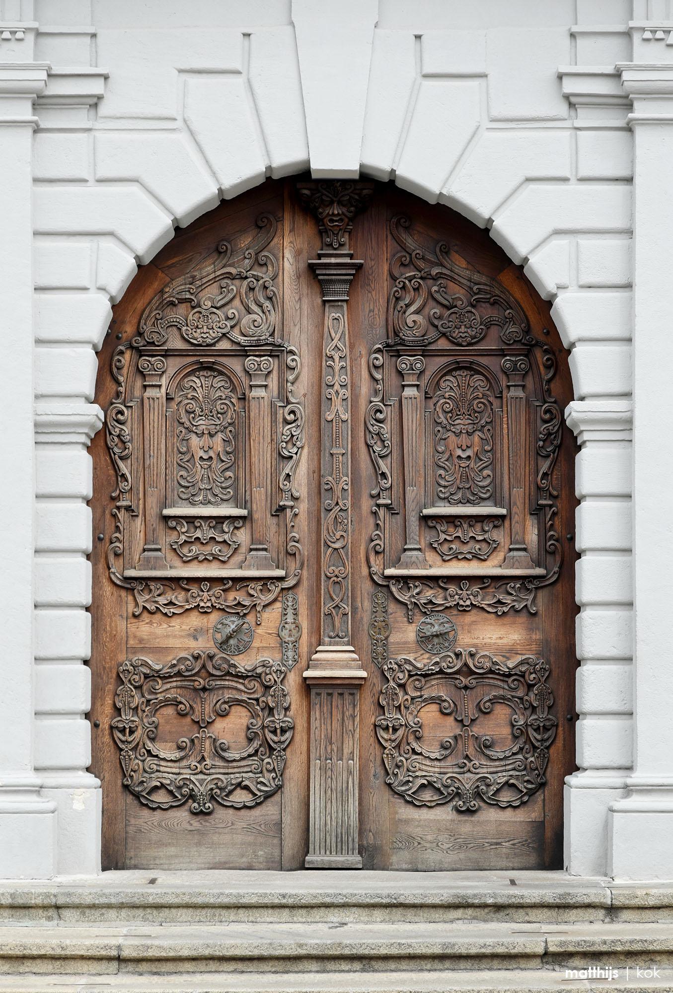 Jesuit Church, Bratislava, Slovakia | Photo by Matthijs Kok