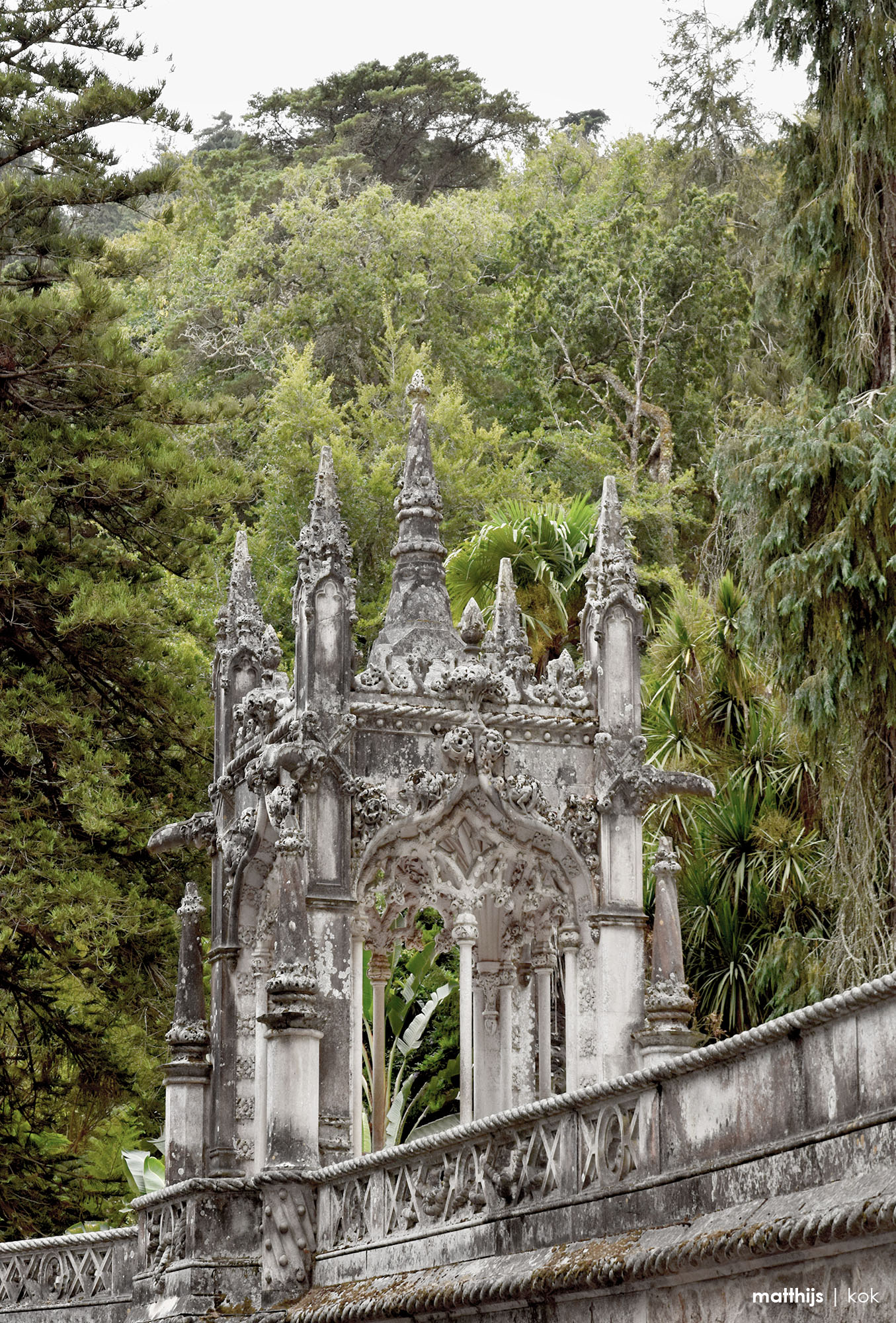 Quinta da Regaleira, Sintra, Portugal | Photo by Matthijs Kok