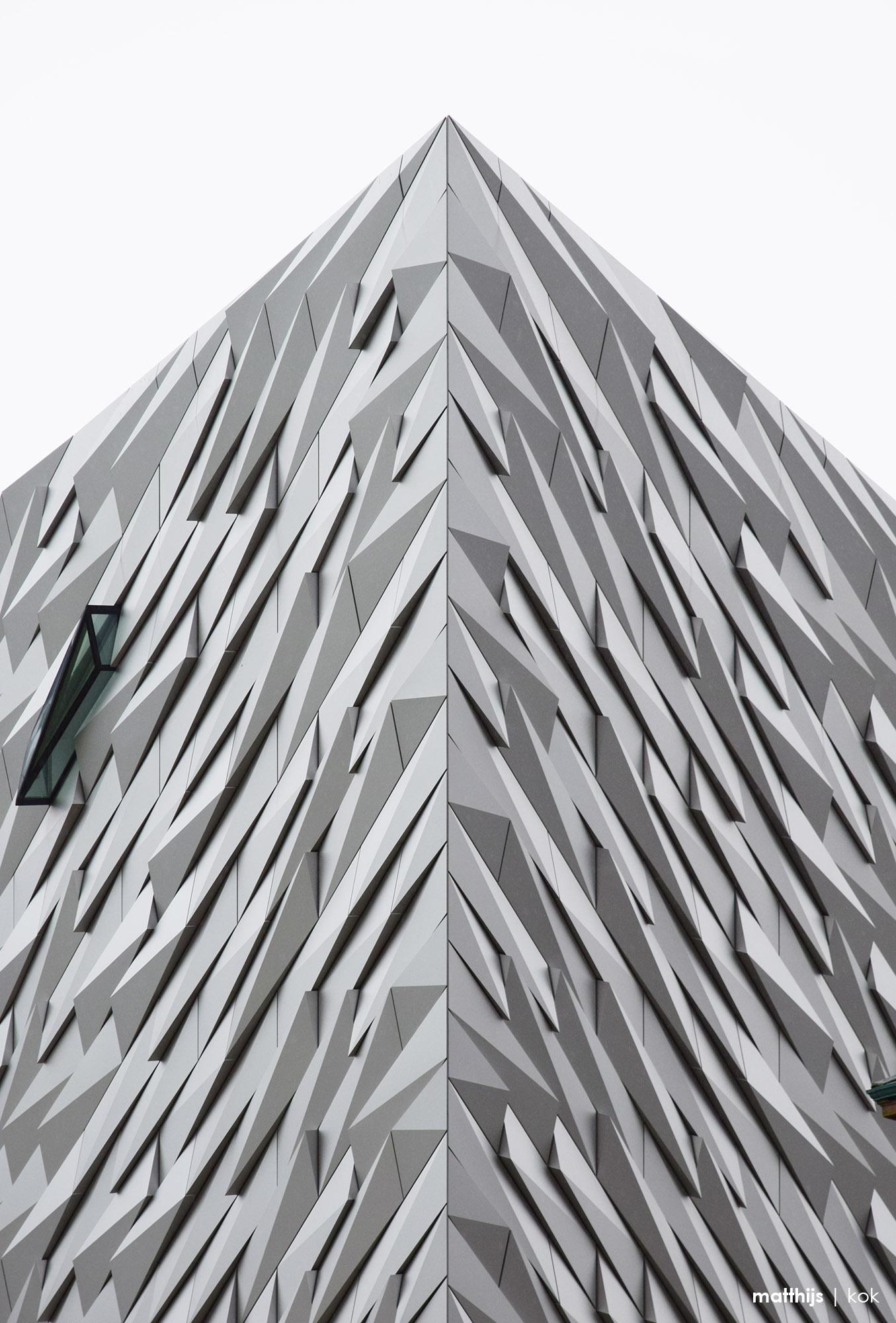 Titanic Museum, Belfast, Northern Ireland | Photo by Matthijs Kok