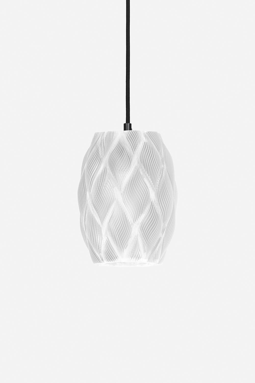Lamellae Pendant Lamp, Design by Matthijs Kok