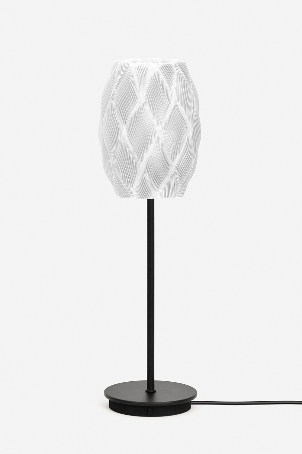 Lamellae Table Lamp, Design by Matthijs Kok