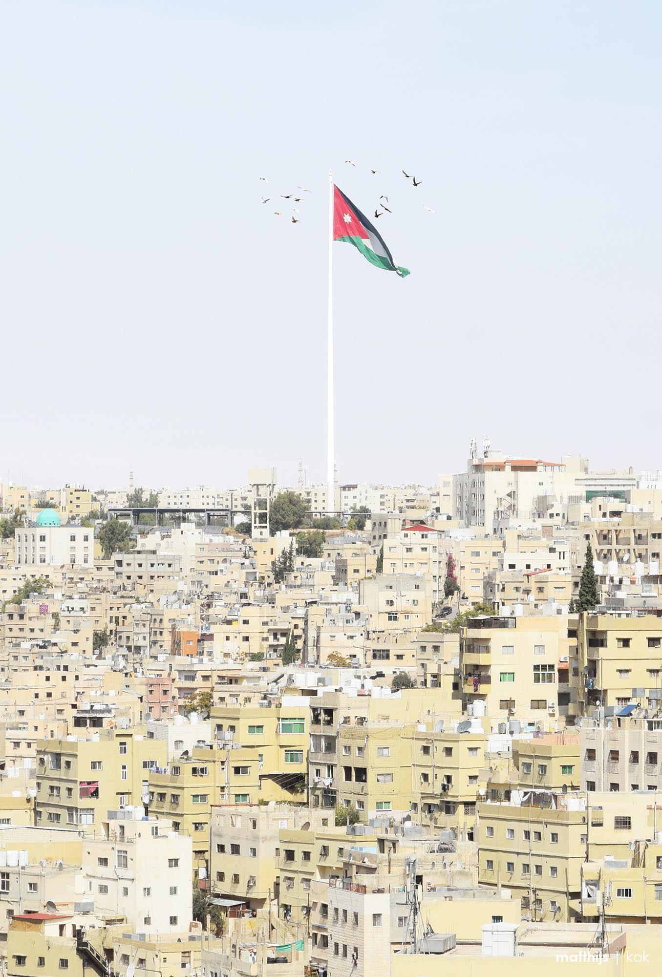 Amman, Jordan | Photo by Matthijs Kok