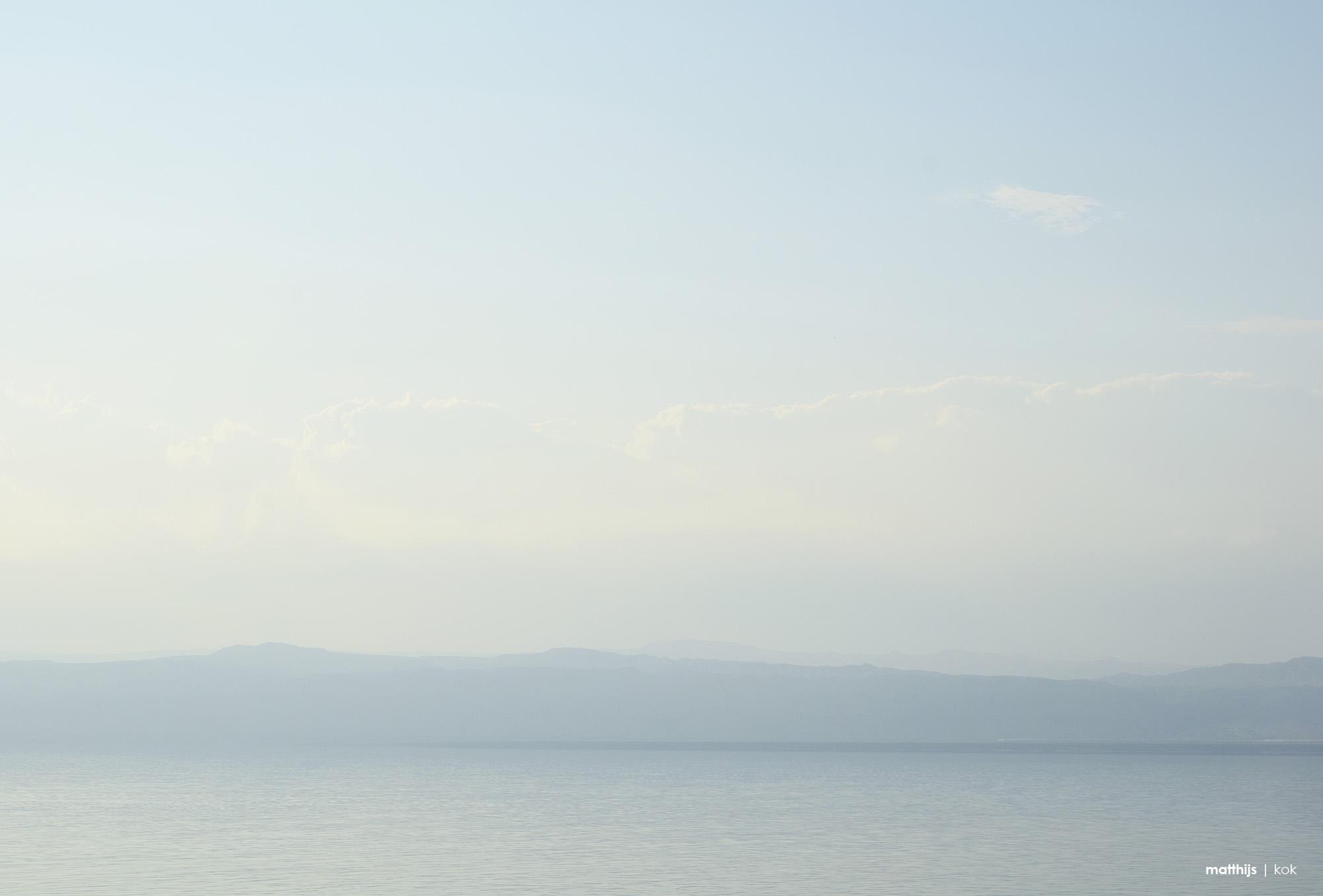 Dead Sea, Jordan | Photo by Matthijs Kok